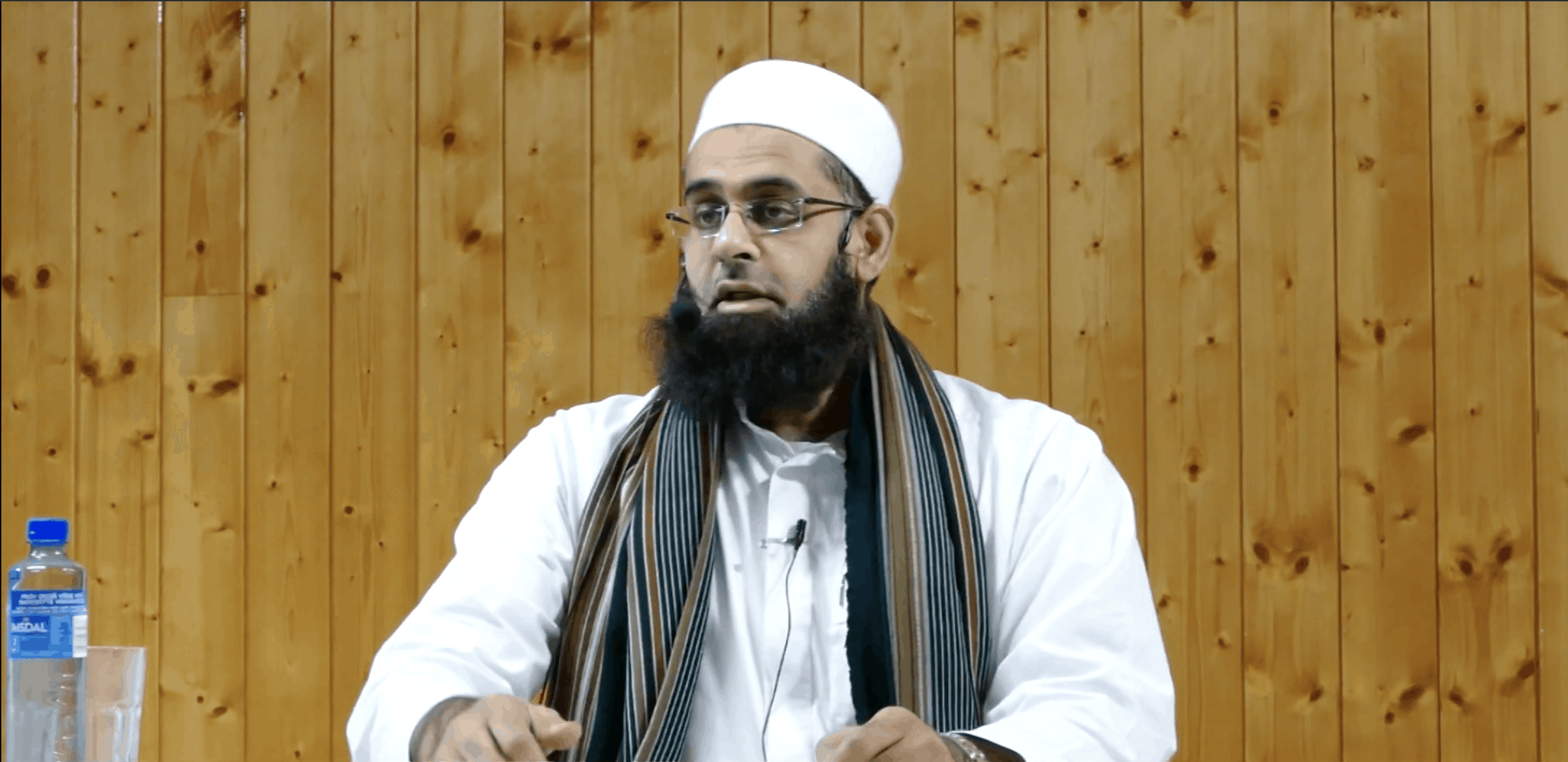 Abdur-Rahman ibn Yusuf – Events of the End of Time