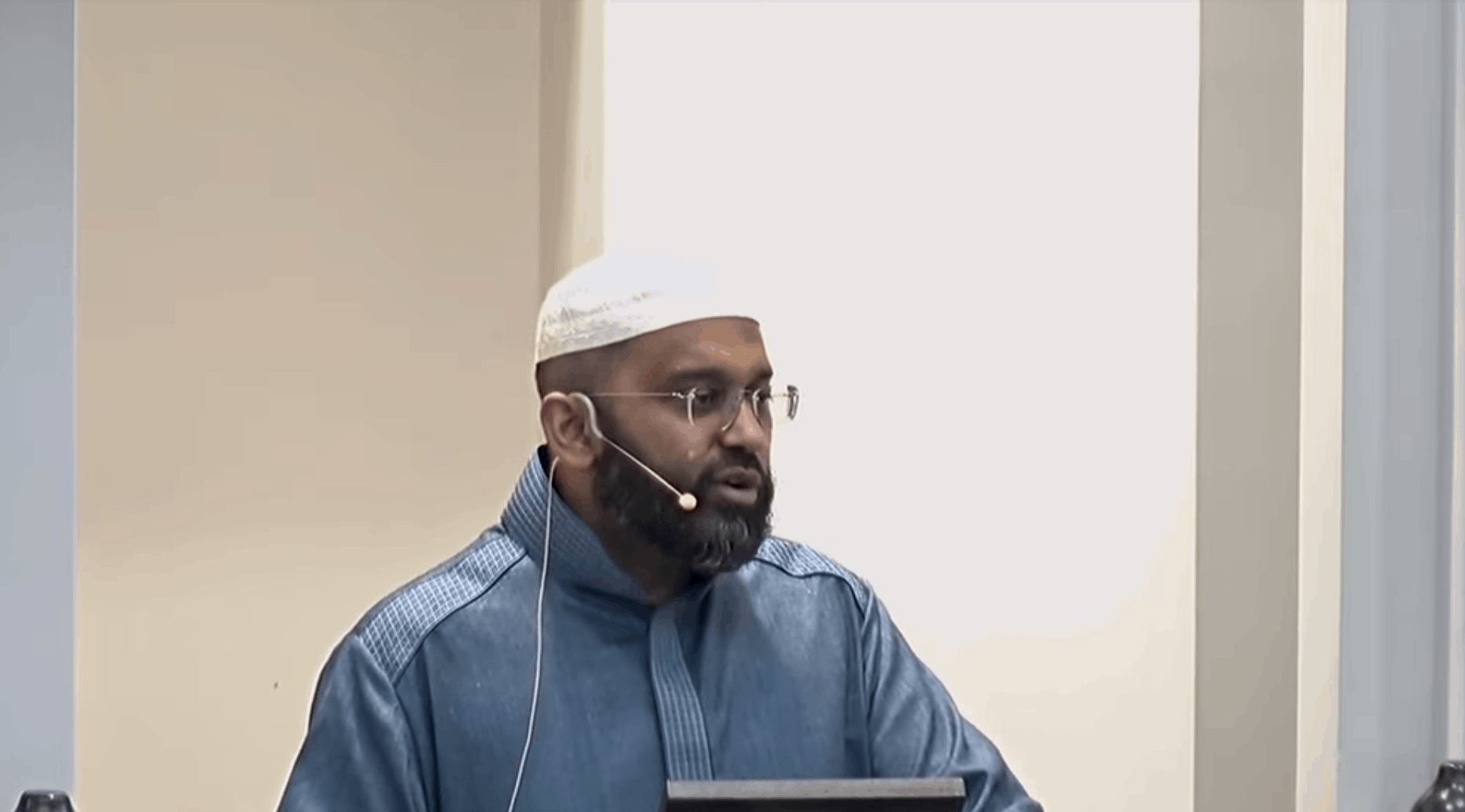 Yasir Qadhi – Era of Trials and Tribulations