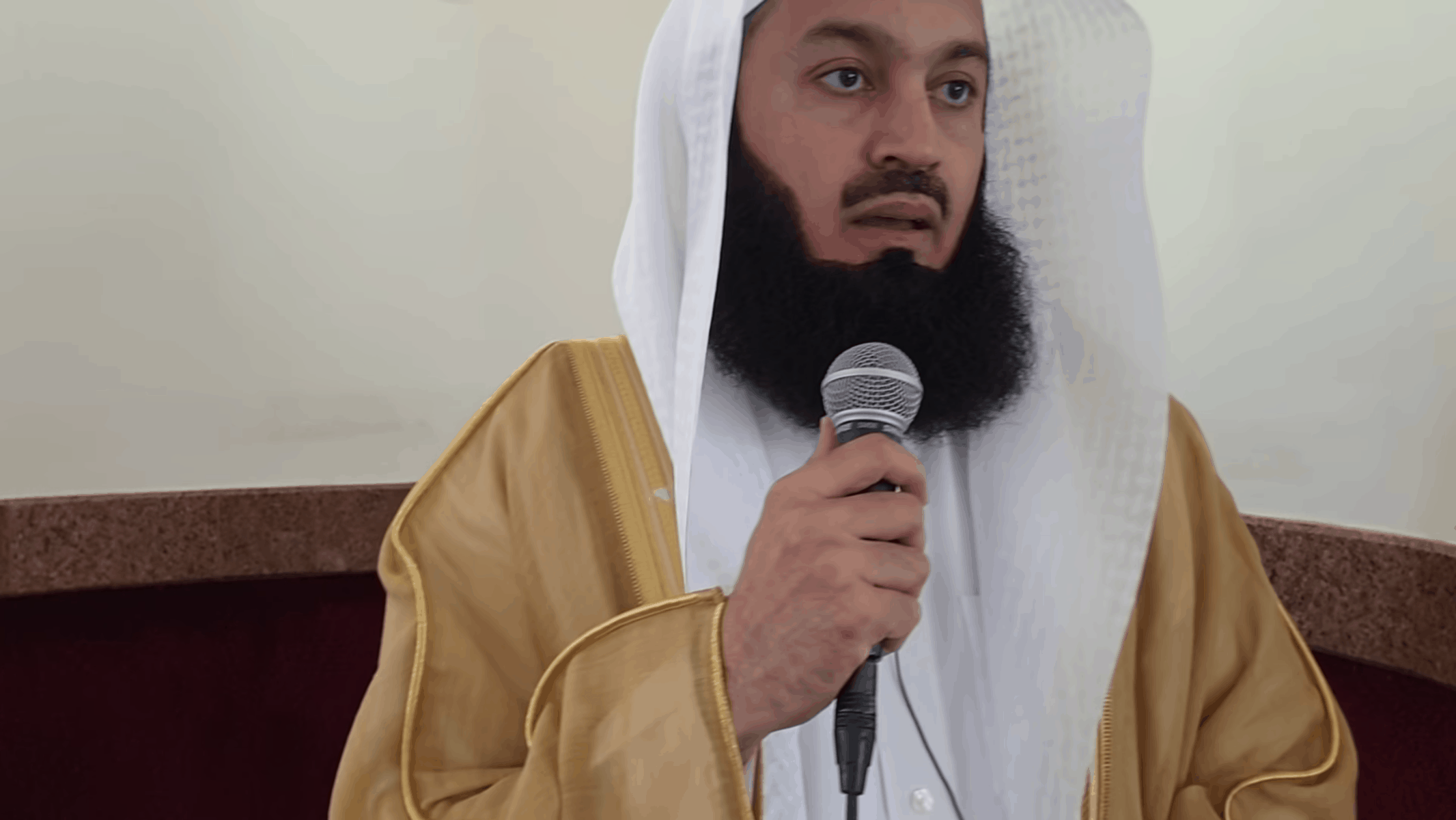 Ismail ibn Musa Menk – Effects of Irresponsible Speech