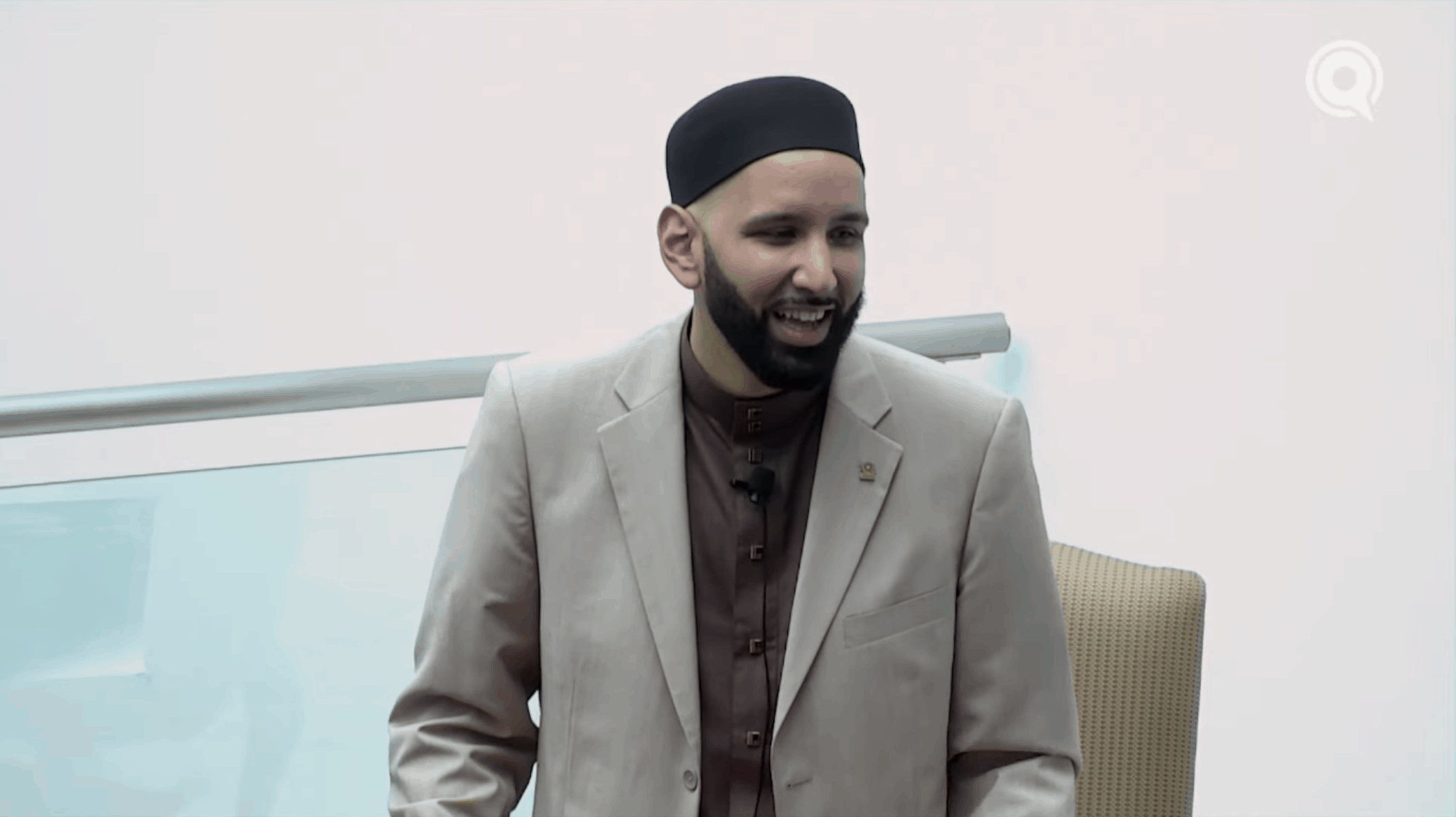 Omar Suleiman – Overcoming Compassion Fatigue, Numbness, and Burnout