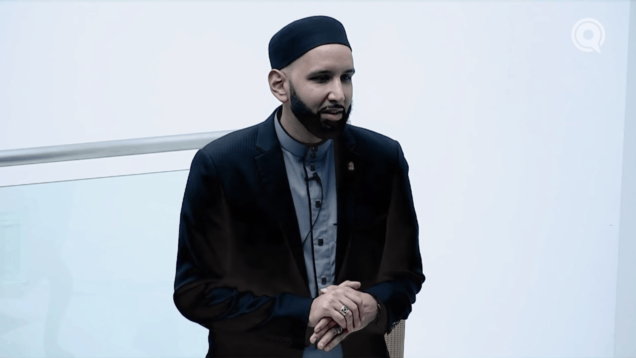 Omar Suleiman – Speaking a Word of Truth to a Tyrant