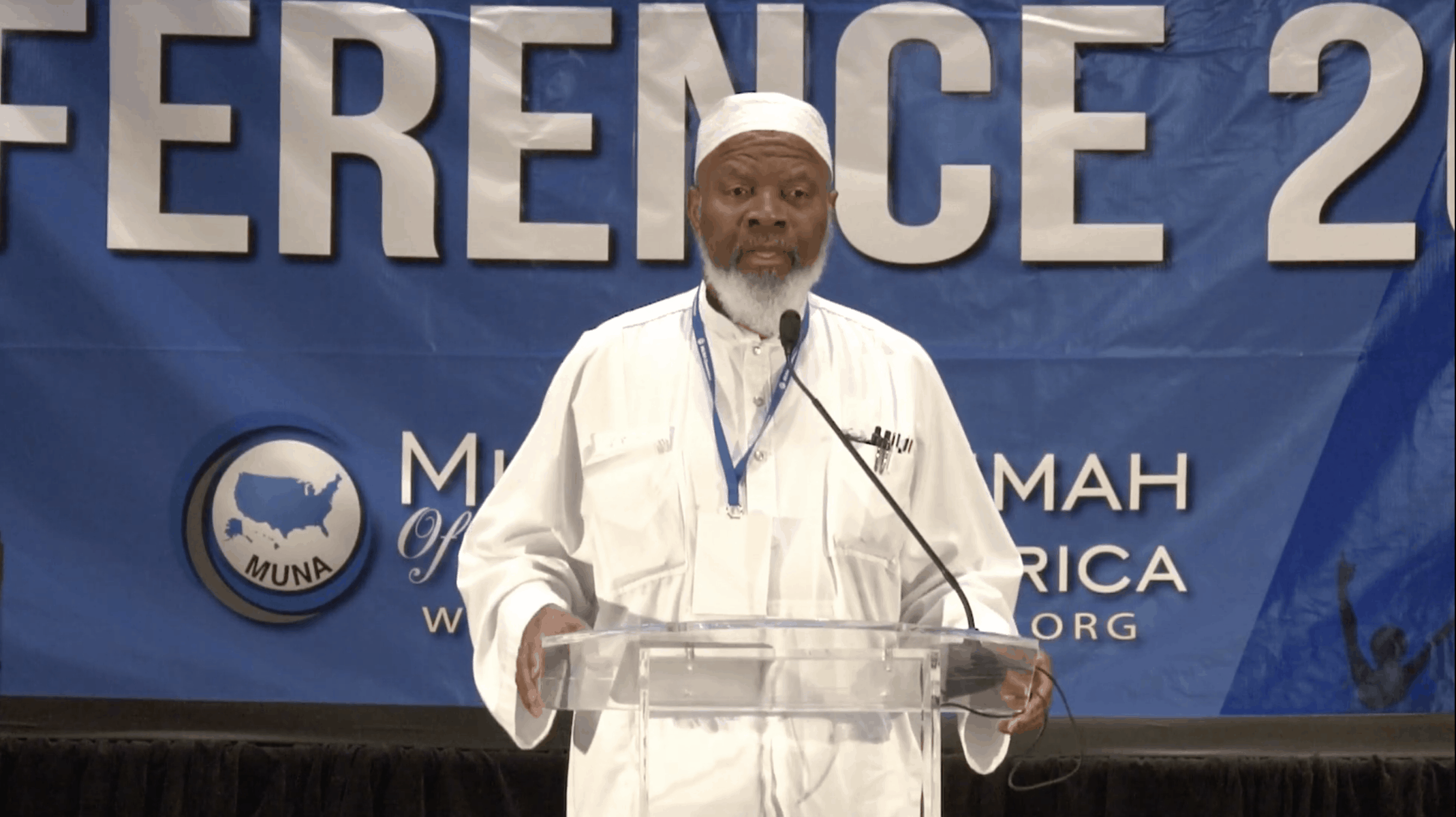 Siraj Wahhaj – Remaining Firm in Faith Against Challenging Ideologies