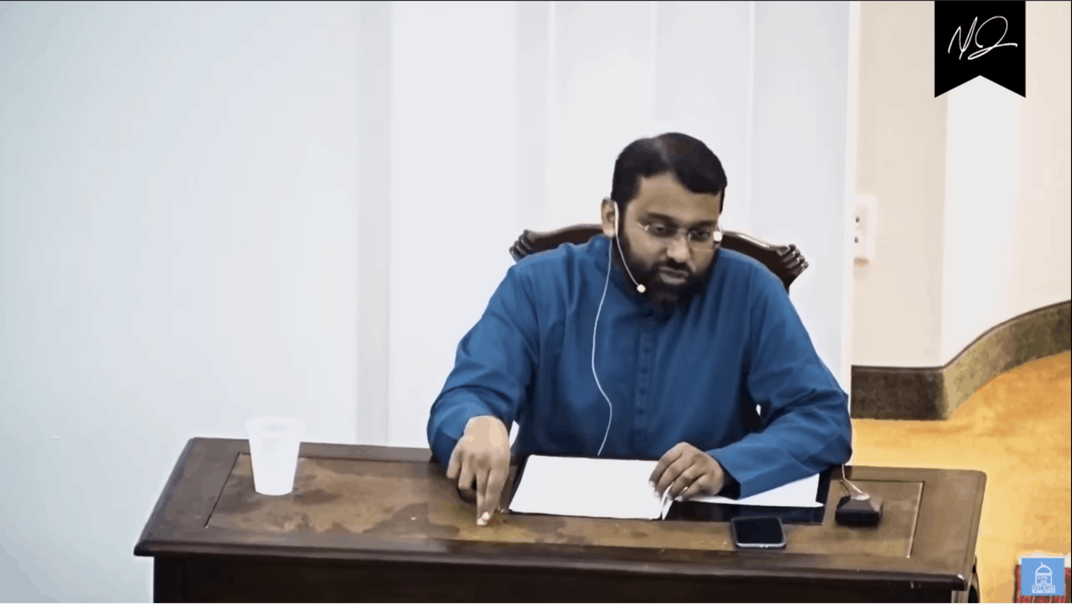 Yasir Qadhi – The Mahdi: Explained