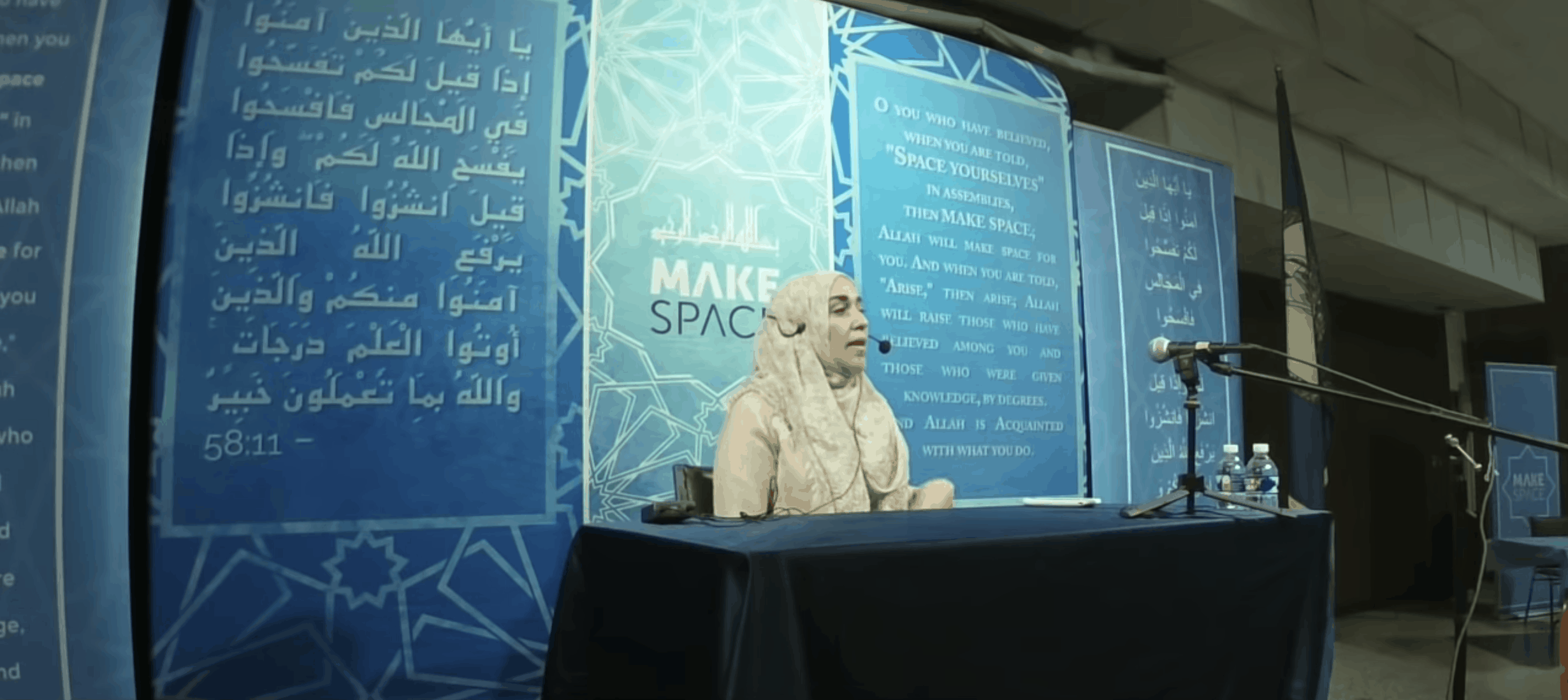 Yasmin Mogahed – Finding Peace in a Chaotic World