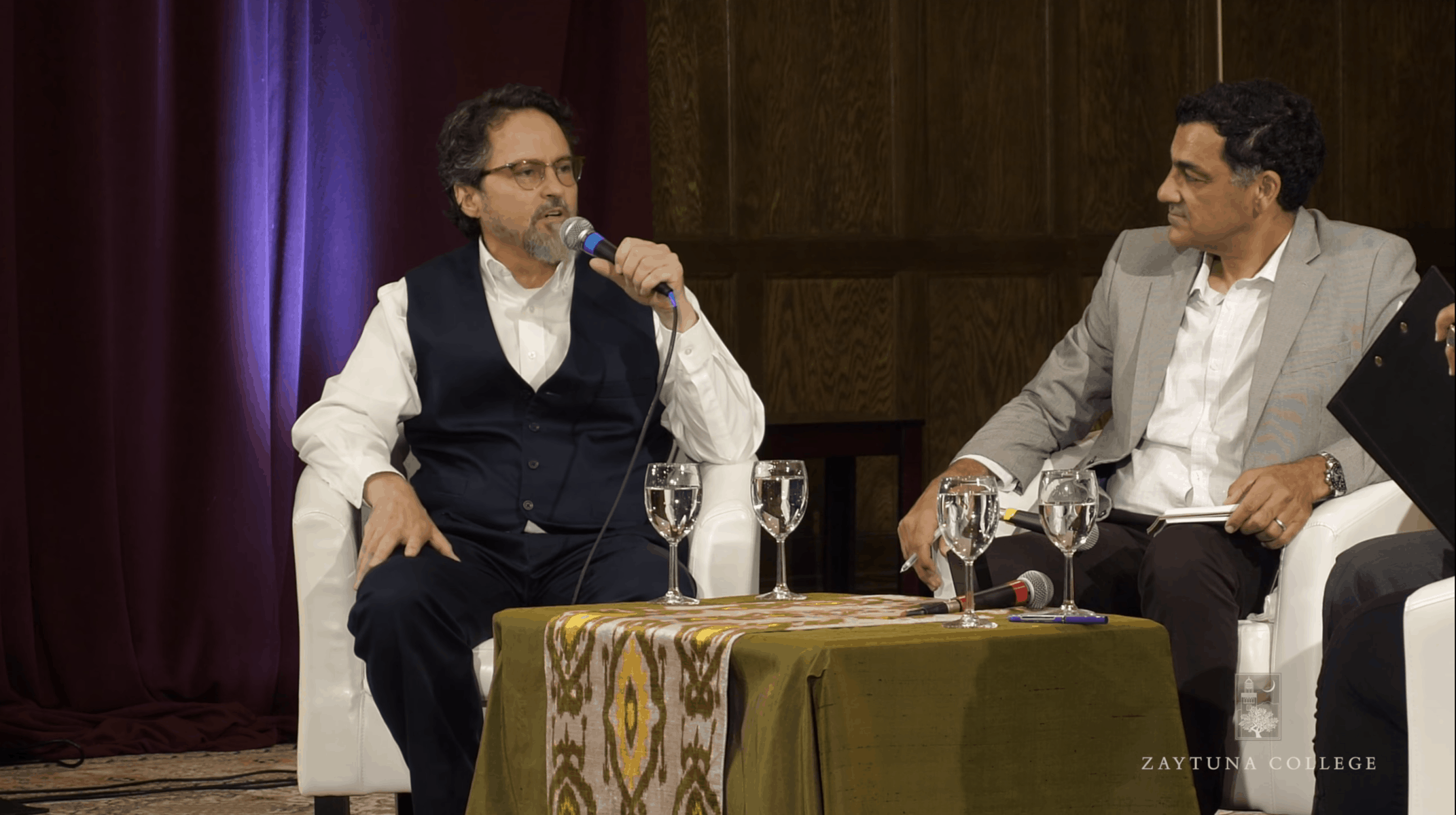 Hamza Yusuf – The Rules of Engagement