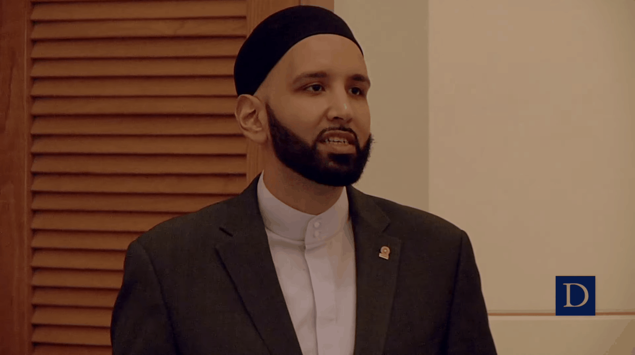 Omar Suleiman – Human Rights, Faith, and the Border