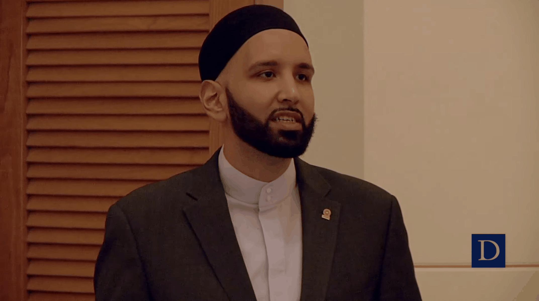 Omar Suleiman – Human Rights, Faith, and the Border