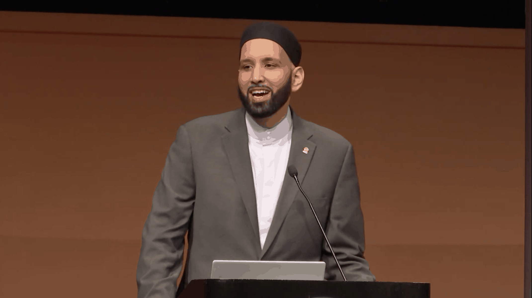 Omar Suleiman – Malcolm & Martin: Intersecting Visions of Justice