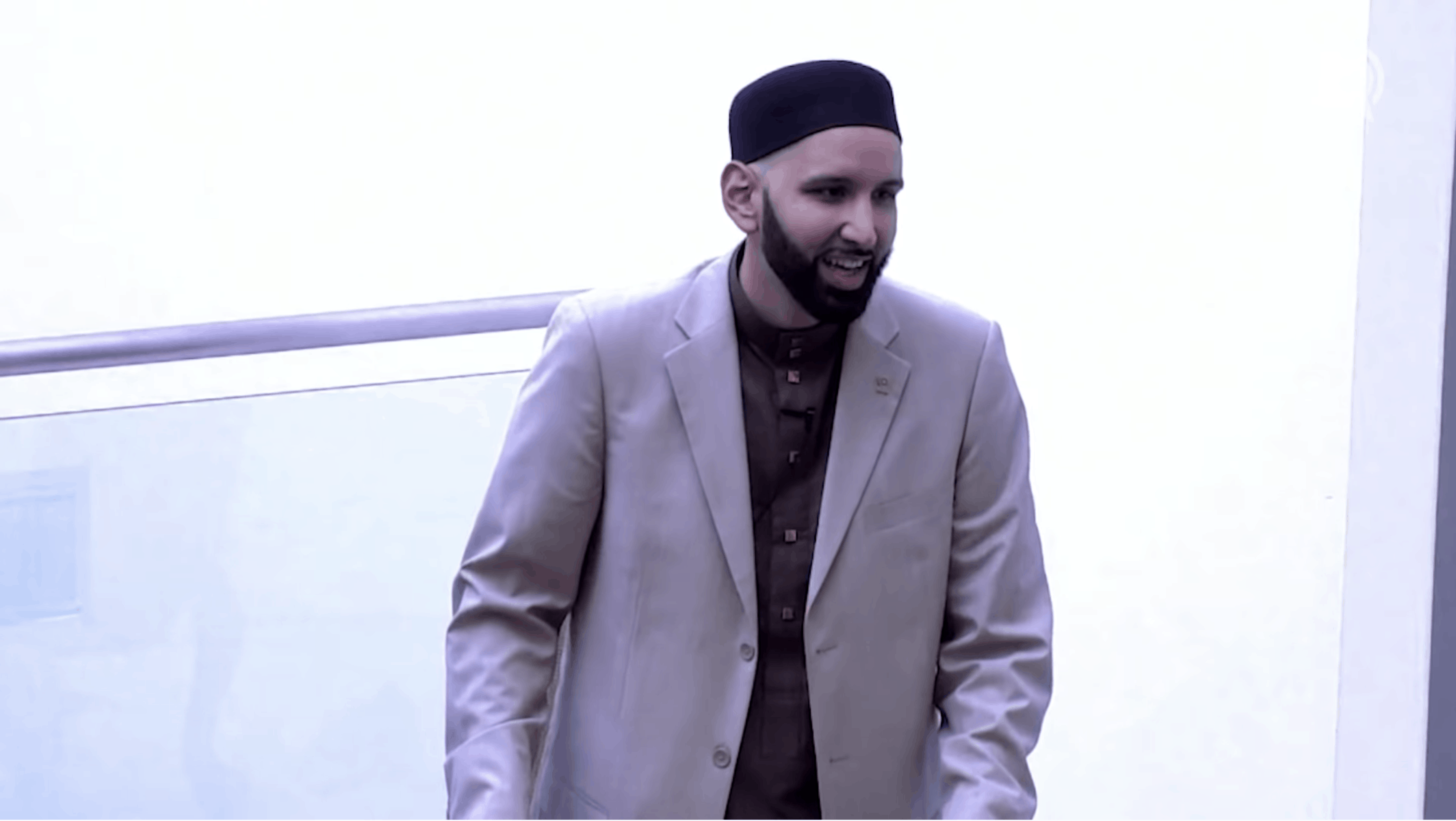 "Omar Suleiman – What Do You ""Smell"" Like?"