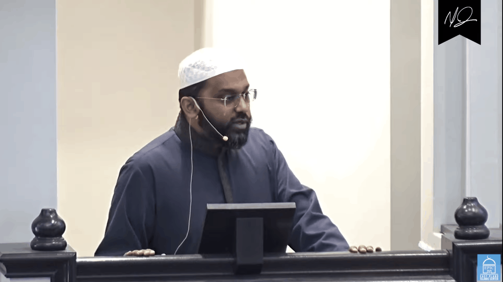 Yasir Qadhi – The Blessings and Meaning of Salawāt upon the Prophet (SAW)