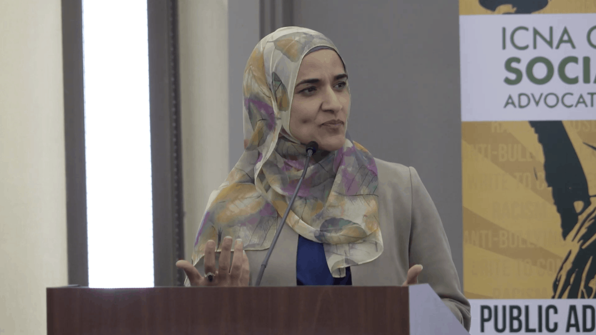 Dalia Mogahed – Recognizing Muslim American Roots