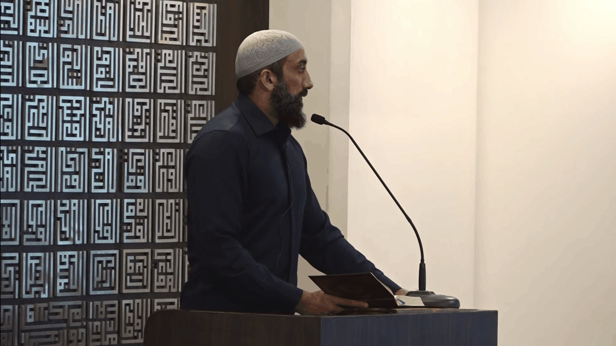 Nouman Ali Khan – The Heart of a Leader