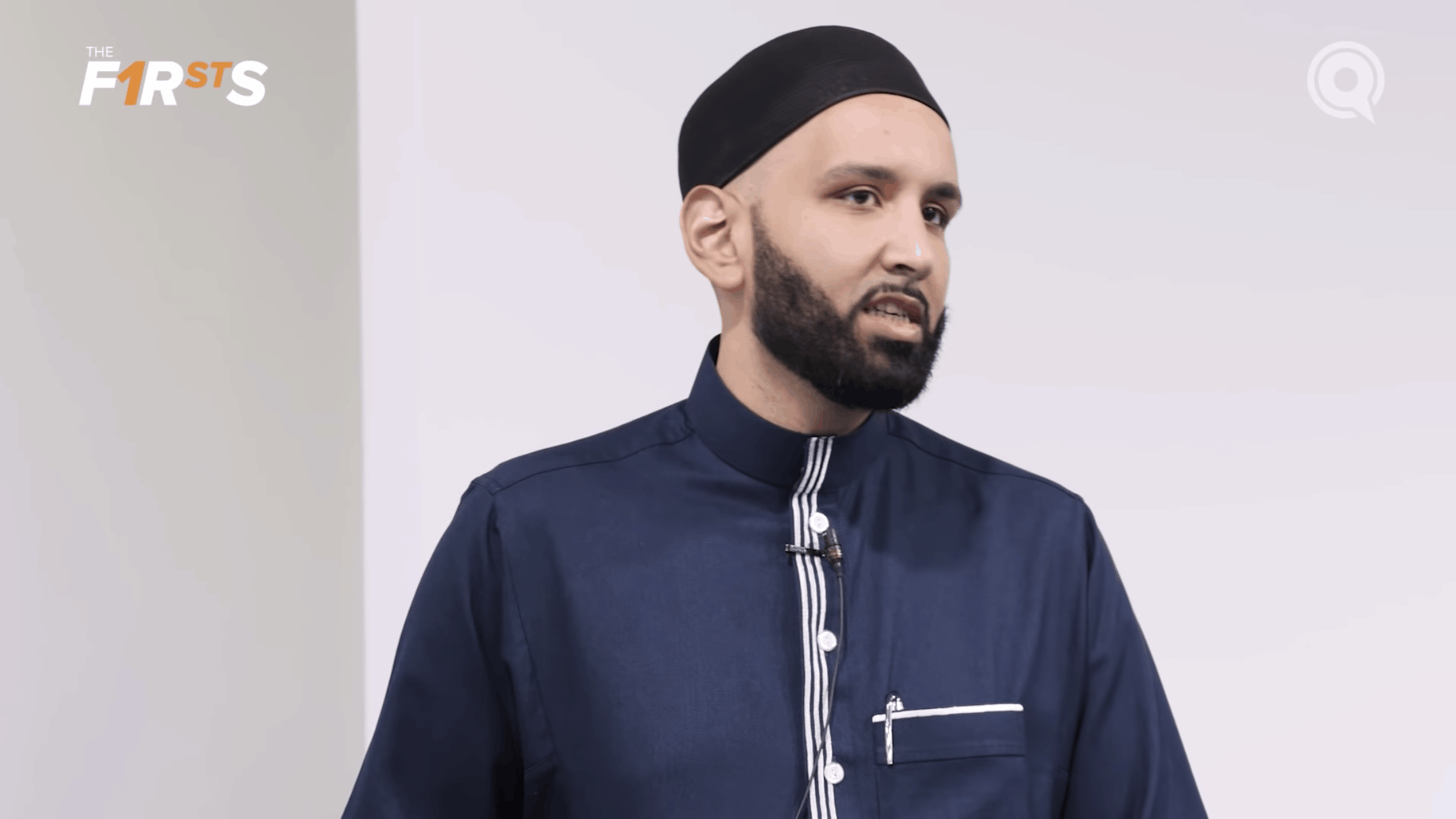 Omar Suleiman – The Firsts (Episode 1): Trendsetters, Revivers, and Strangers