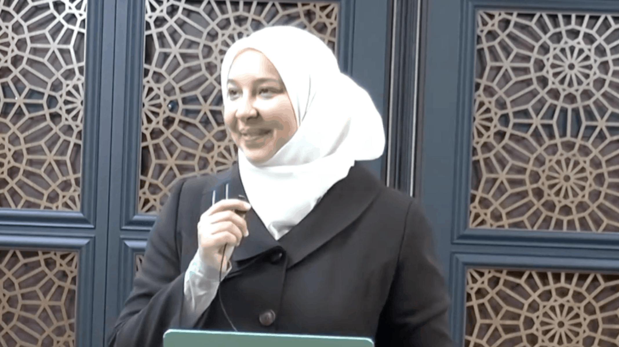 Rania Awaad – The Spiritual Transformation & Healing of the Hajj