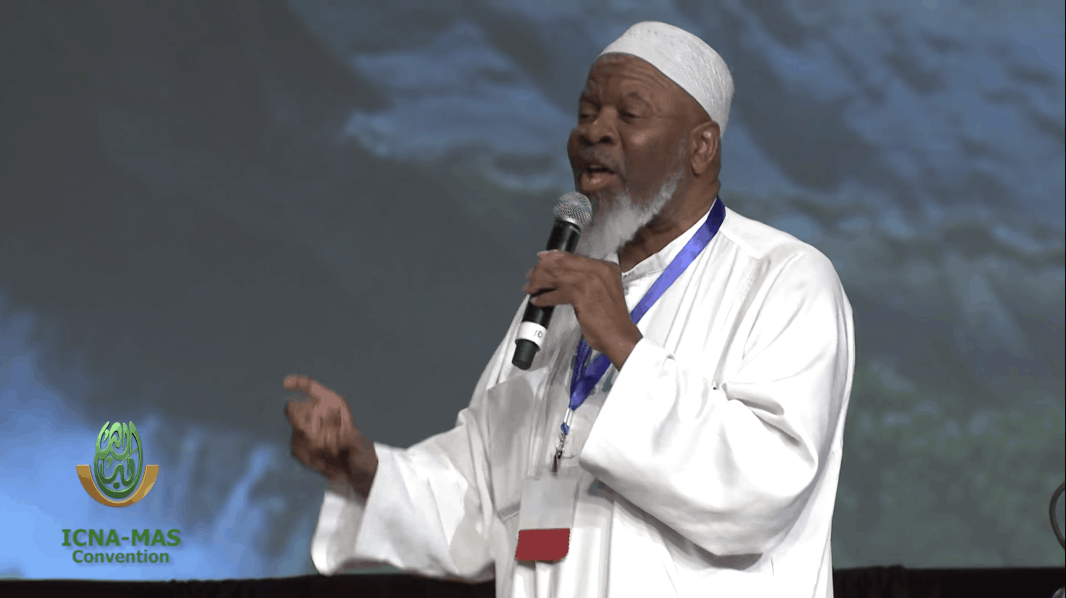 Siraj Wahhaj – Changing Narrative About Islam