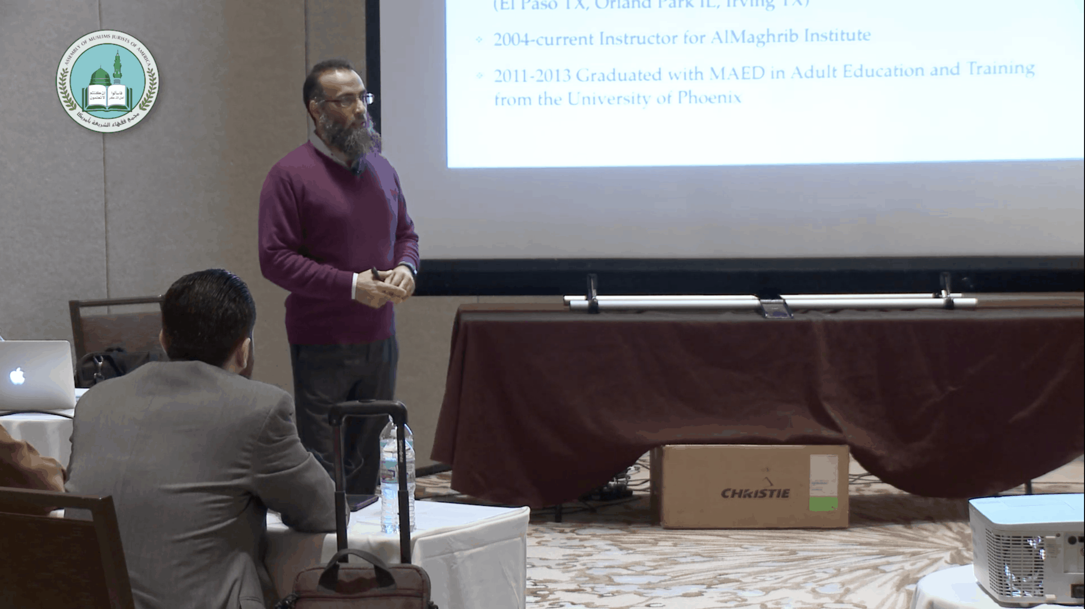 Yaser Birjas – The Art of Adult Education