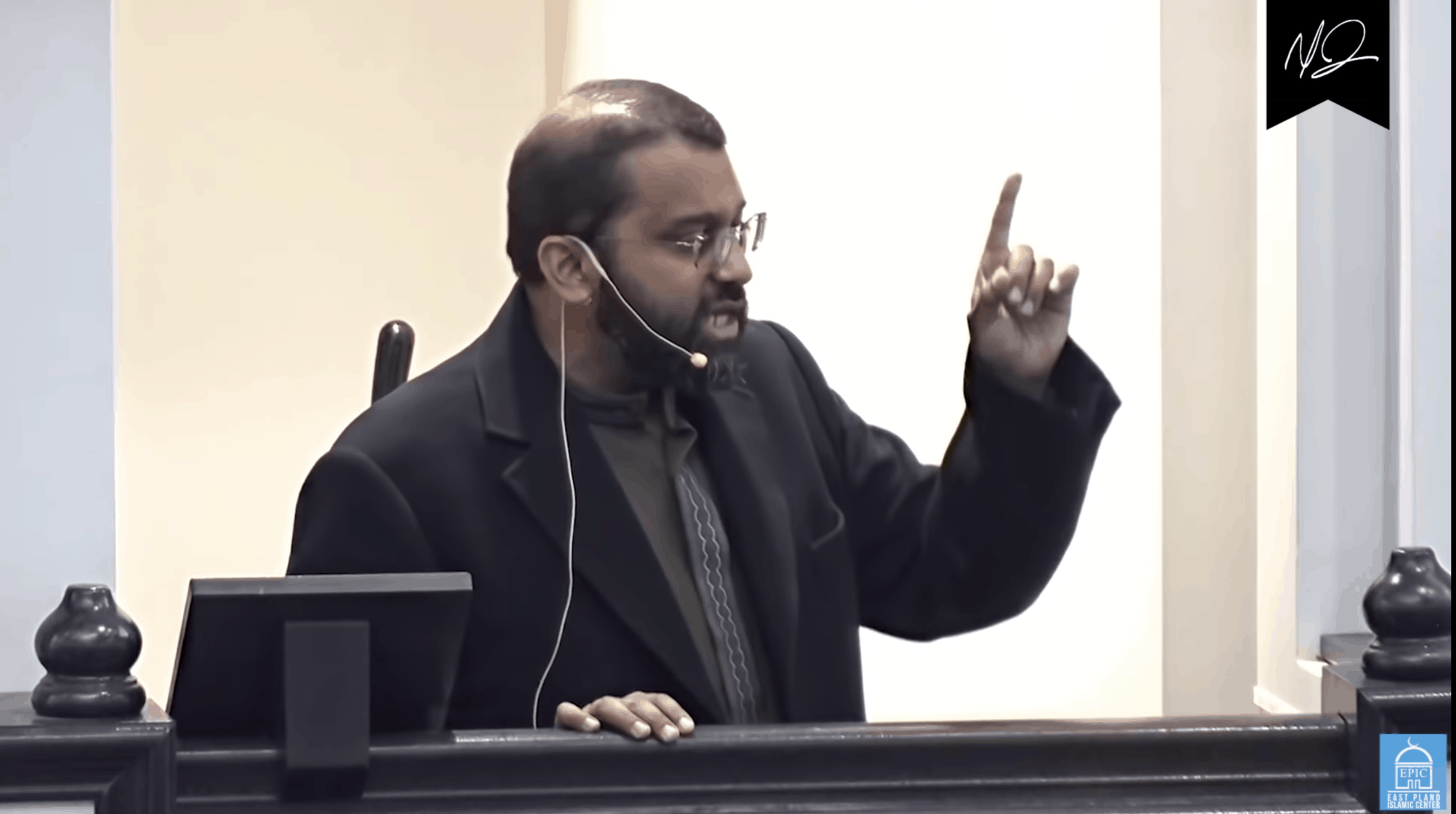 Yasir Qadhi – Battling Depression Through The Psychology of Surah Al-Duha