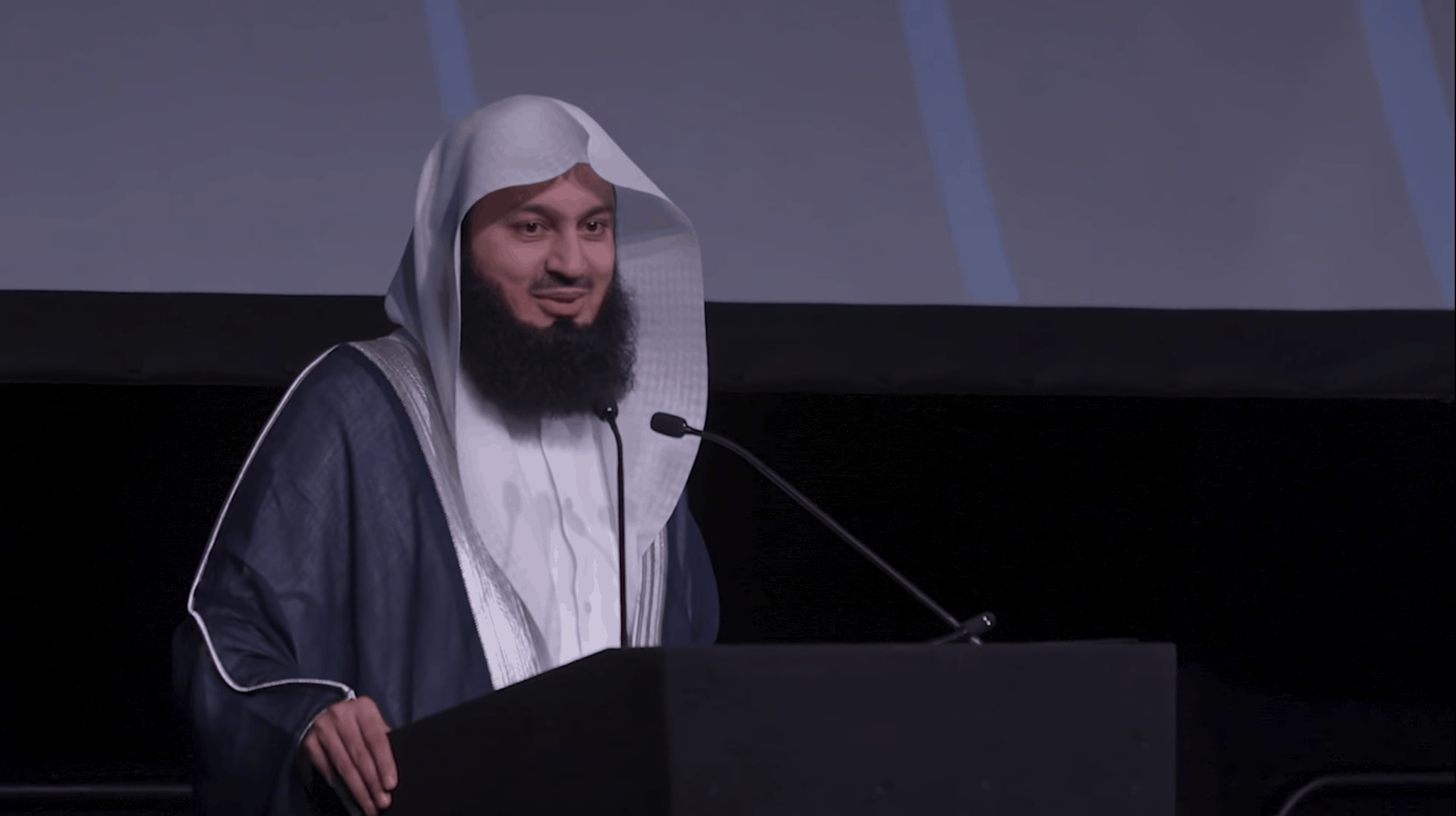 Ismail ibn Musa Menk – Mercy, Respect & Service