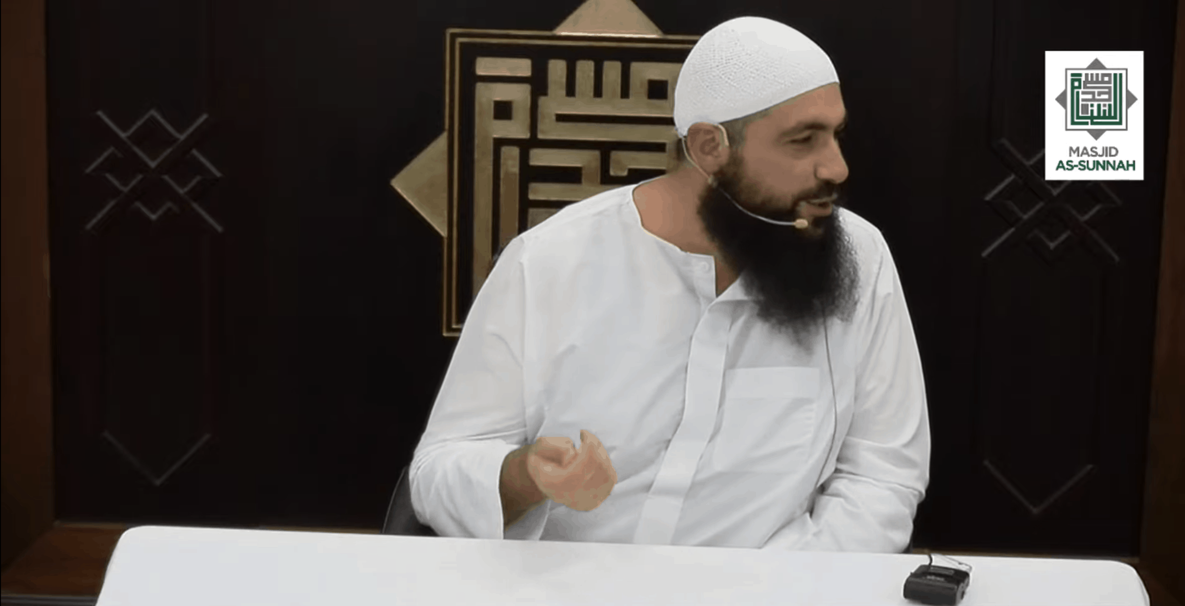 Mohamed Hoblos – Where are the real men?