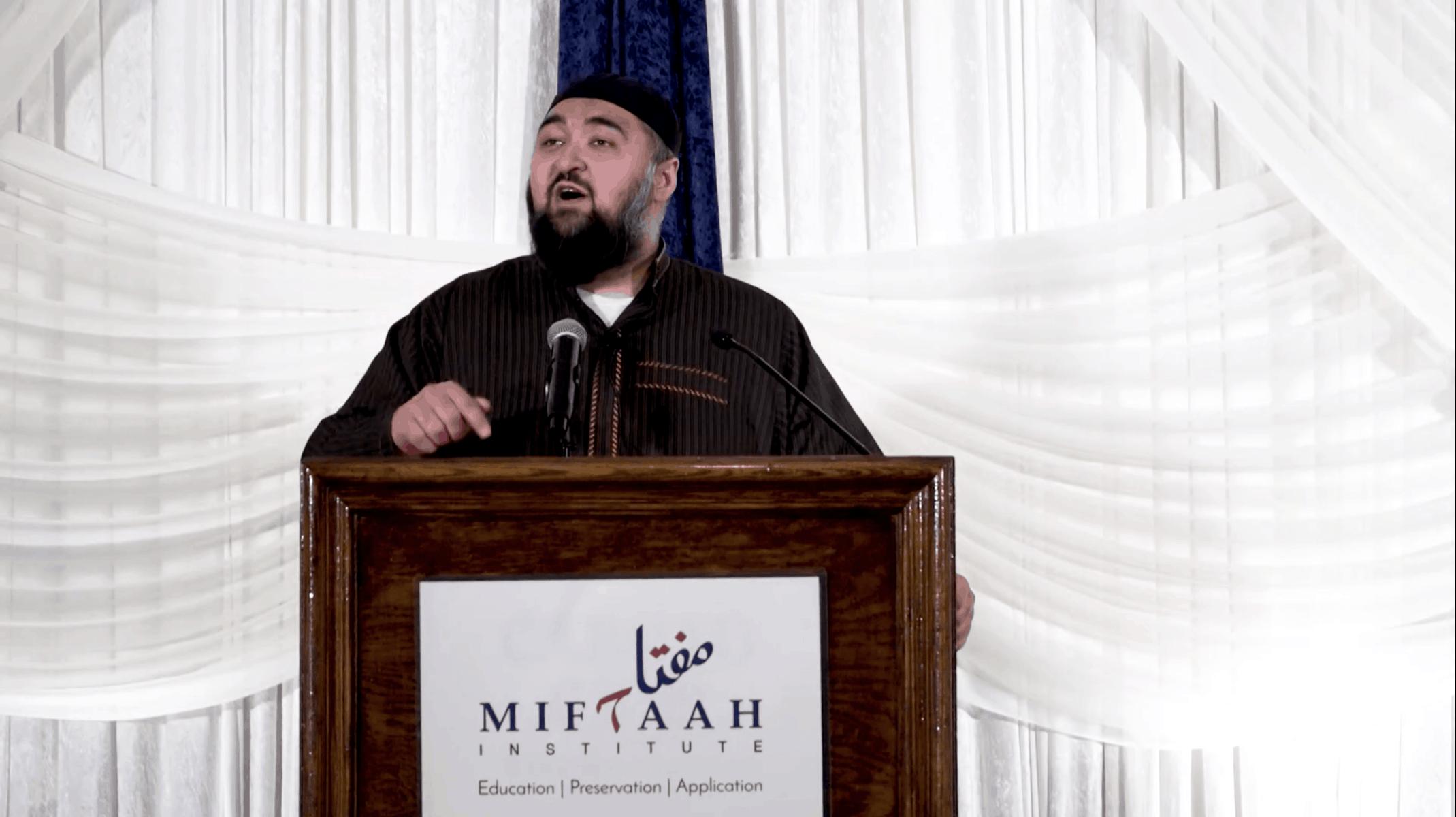 Navaid Aziz – The emotional intelligence of the Prophet SAW