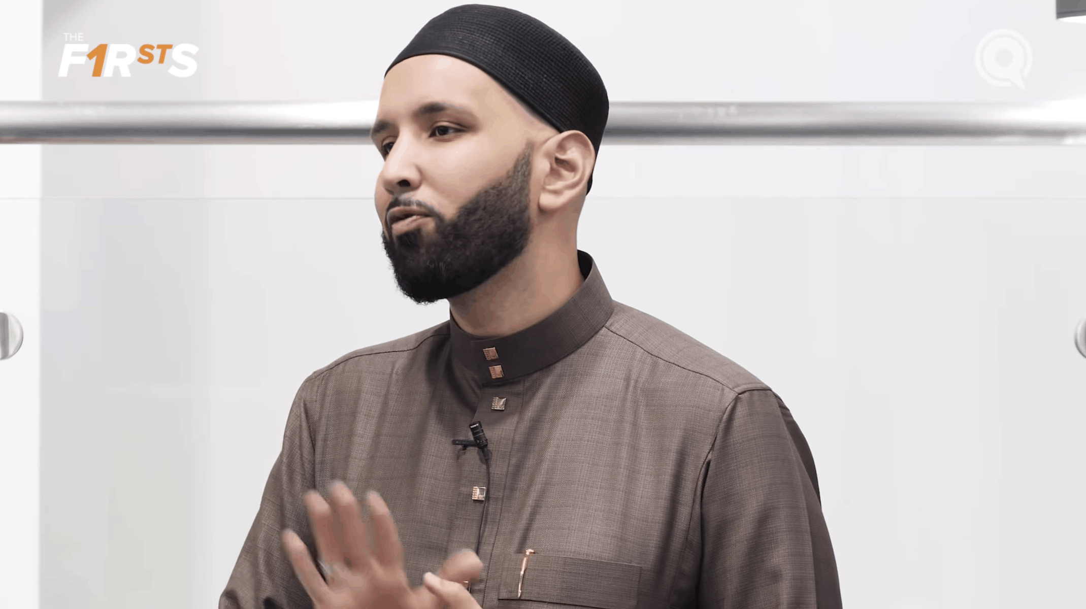 Omar Suleiman – The Firsts (Episode 3): Waraqa Ibn Nawfal: The First to Confirm Prophethood