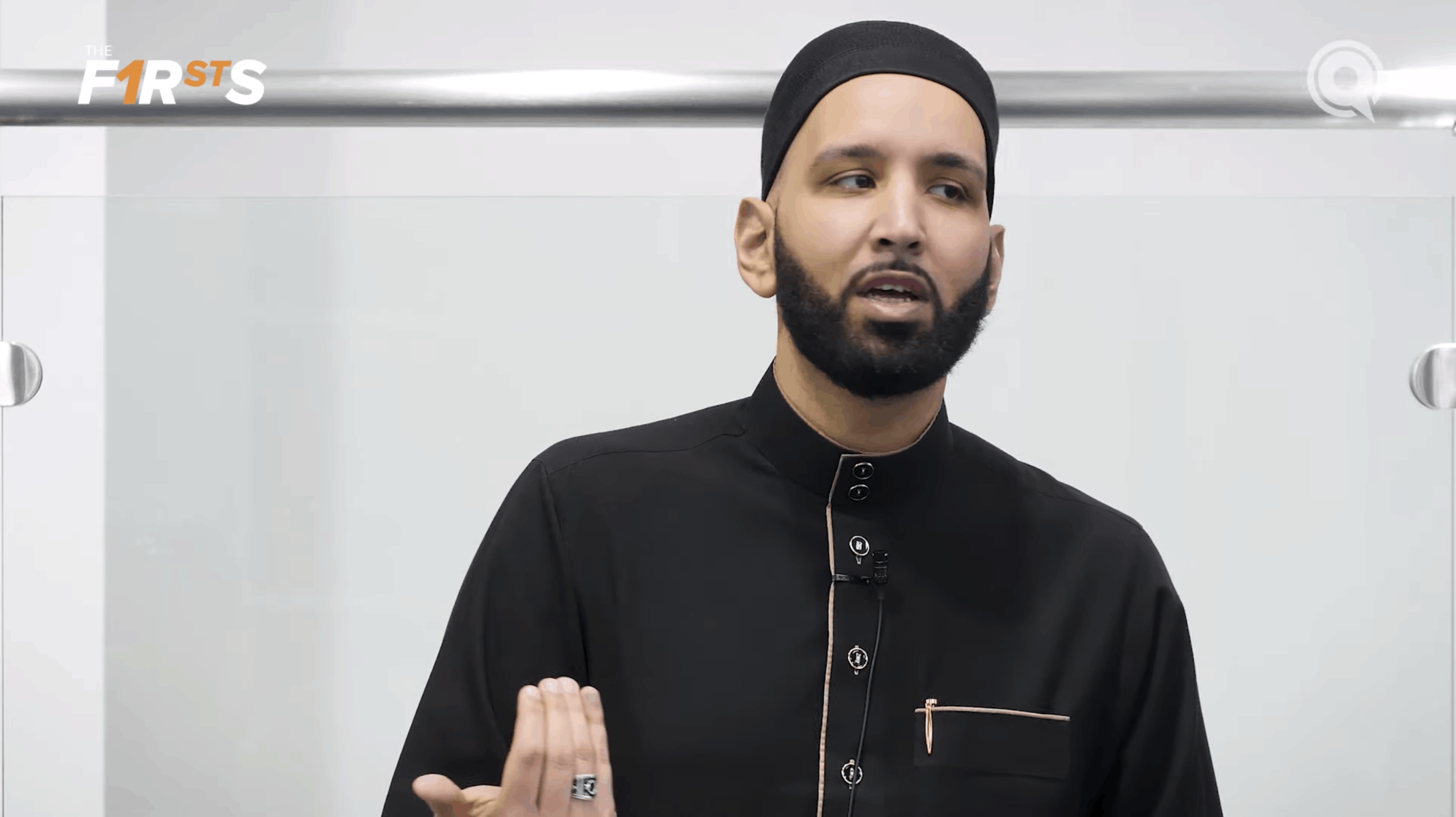 Omar Suleiman – The Firsts (Episode 4): Khadijah: His First Love, Our First Mother