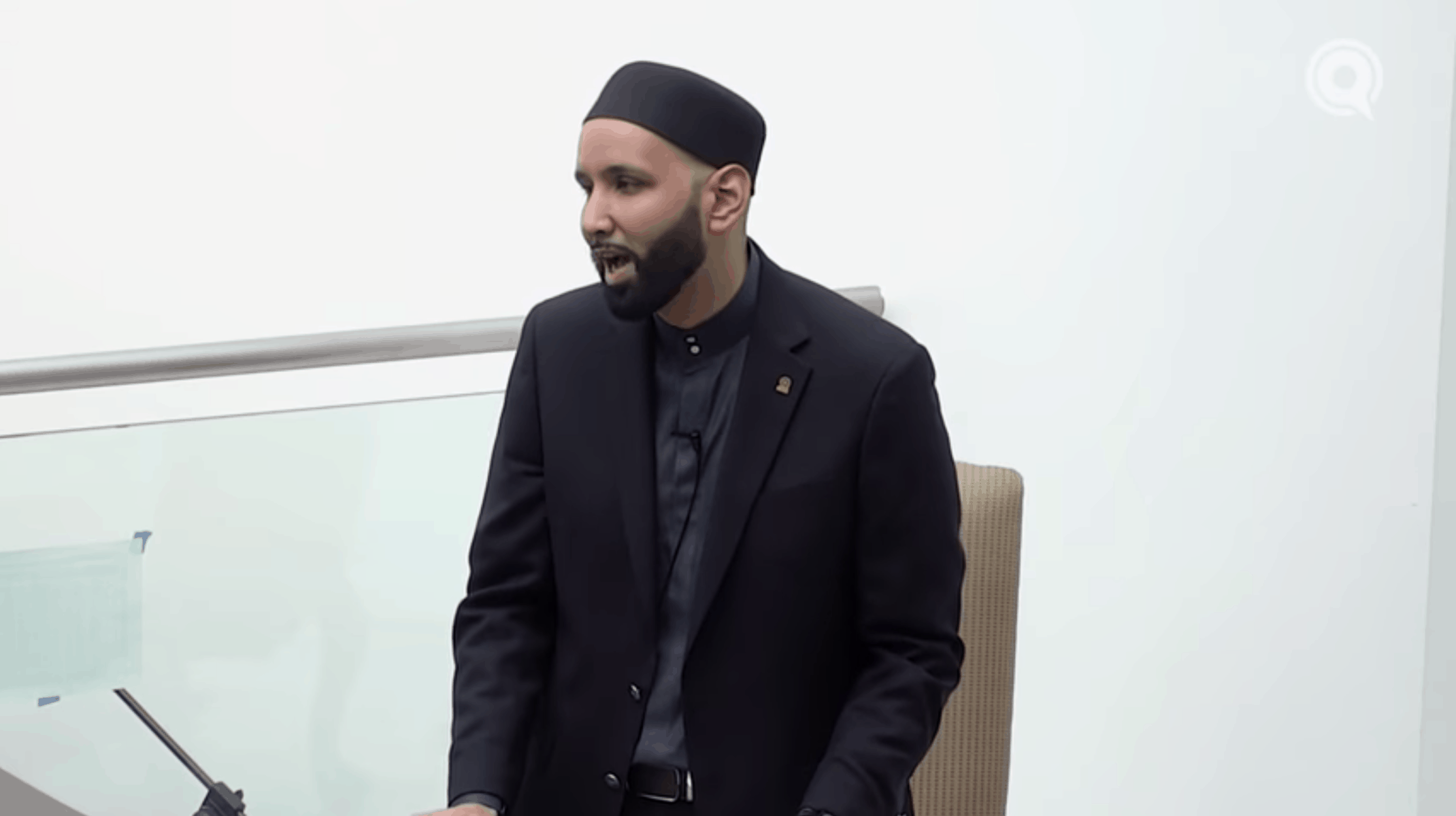Omar Suleiman – The Powerful Prayer of a Mother