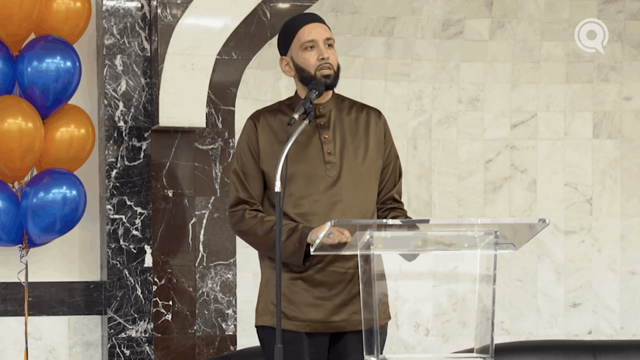 Omar Suleiman – The Prophetic Method of Teaching Uncomfortable Truths