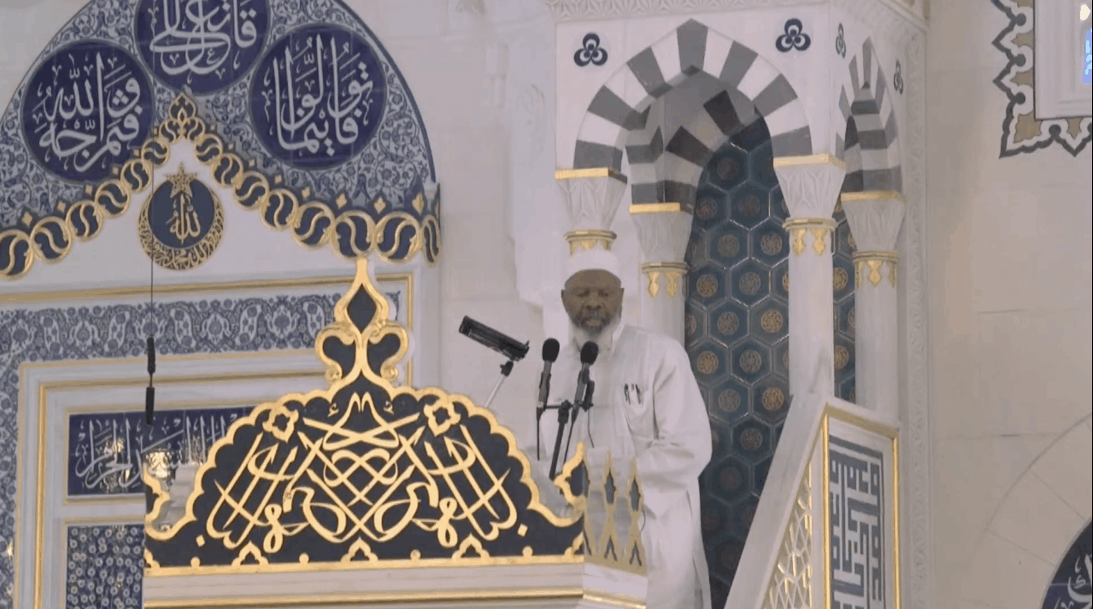 Siraj Wahhaj – The Importance of Prophet Ibrahim (as) in Islam