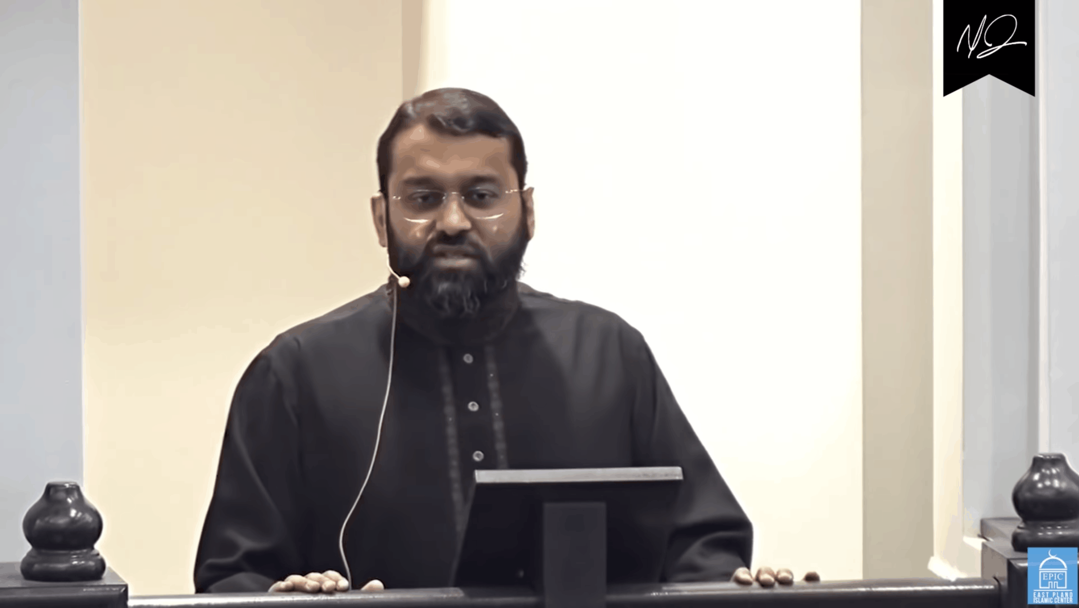 Yasir Qadhi – The Dangers of Arrogance & The Blessings of Humility