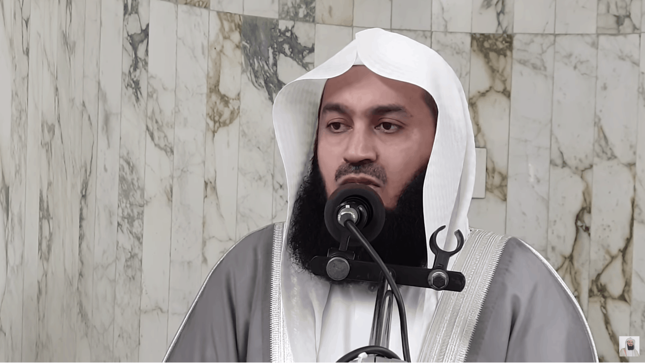 Ismail ibn Musa Menk – What makes you happy?