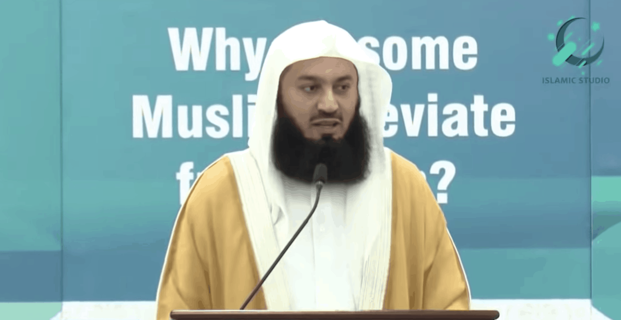 Ismail ibn Musa Menk – Why some Muslims deviate?