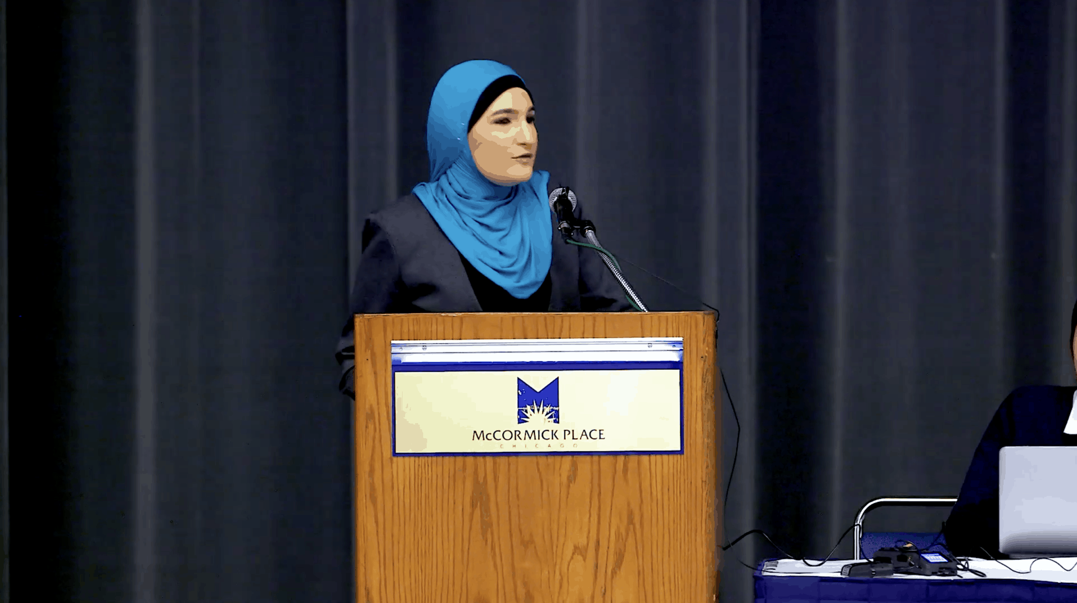 Linda Sarsour – Hide or Seek