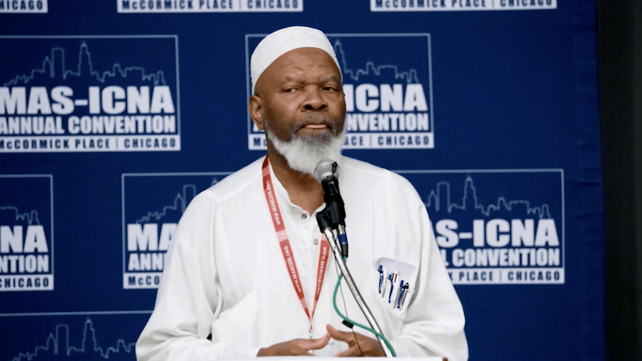 Siraj Wahhaj – Facing Bigots With Outreach, Civil Services, and Civic Engagement
