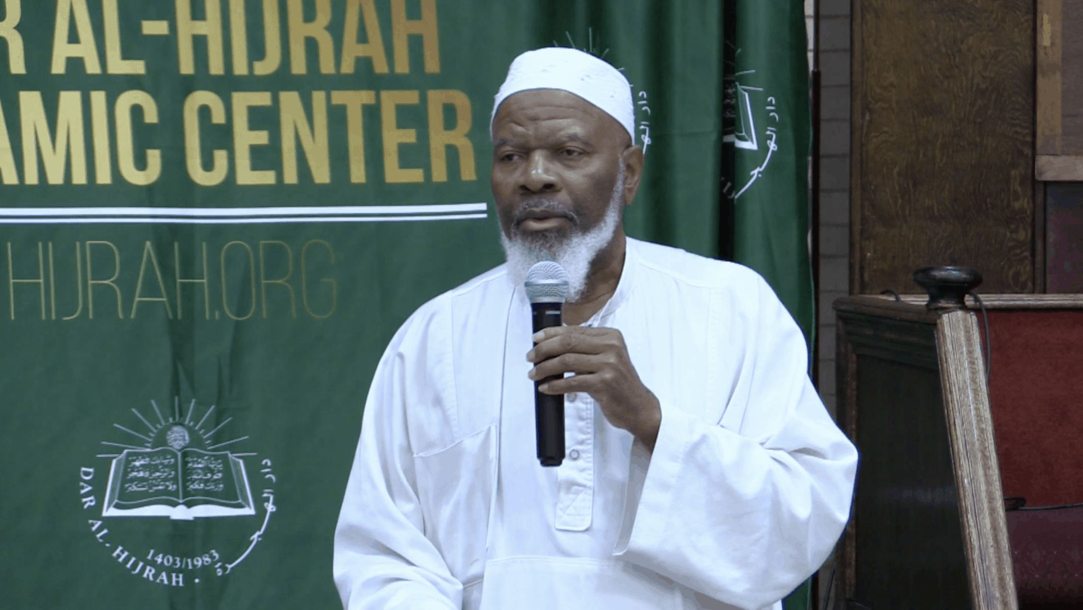 Siraj Wahhaj – Prophetic Interactions Across Culture, Gender & Religions