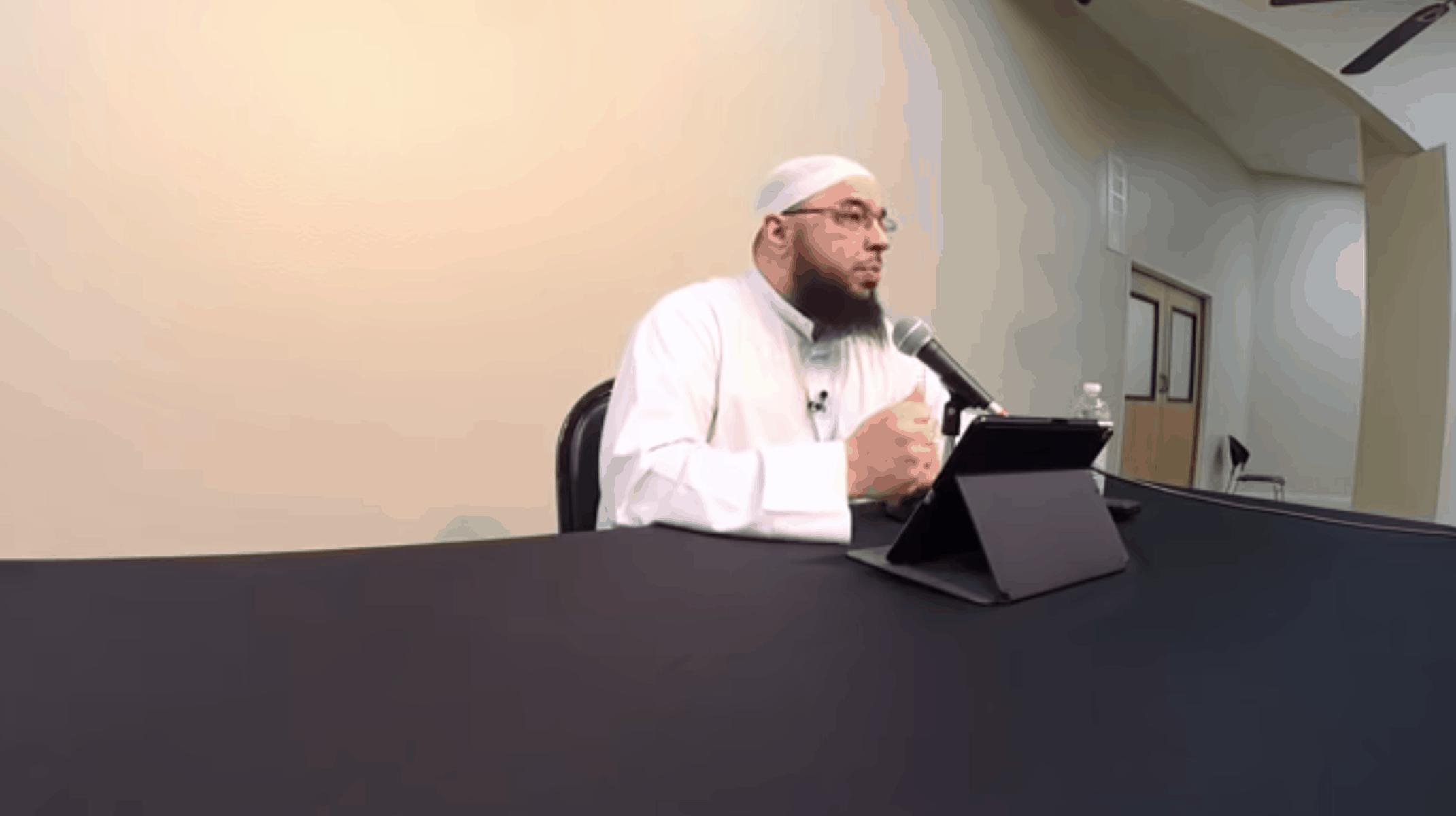 Tahir Wyatt – Al-Istiqamah: Steadfastness