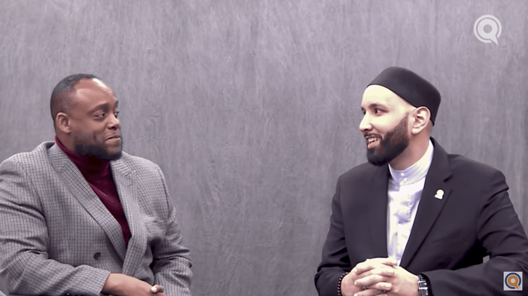 Omar Suleiman – Black History, American Muslims, and Conversations about Race