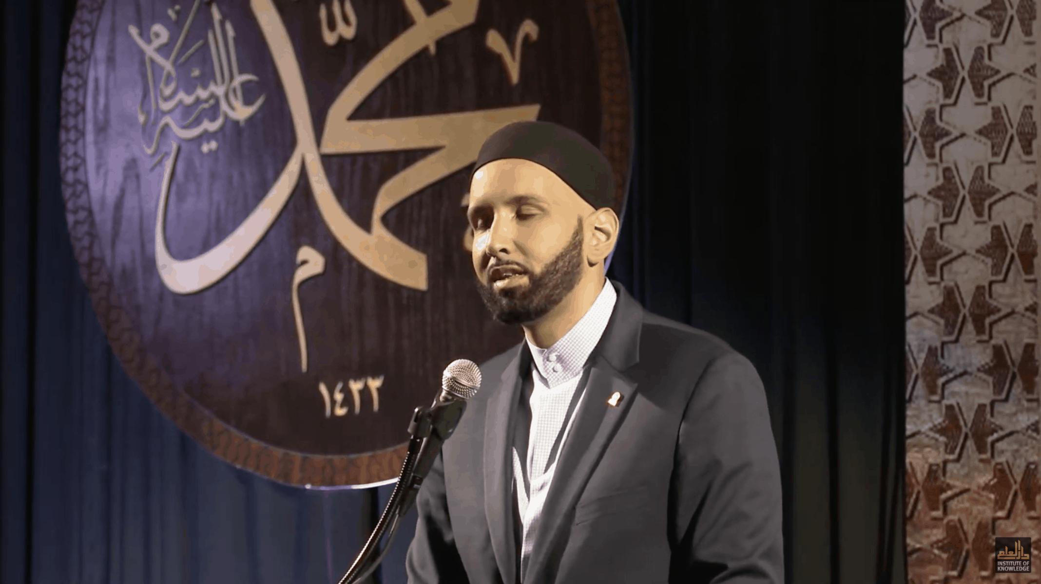 Omar Suleiman – Muslims: Agents of Positive Change