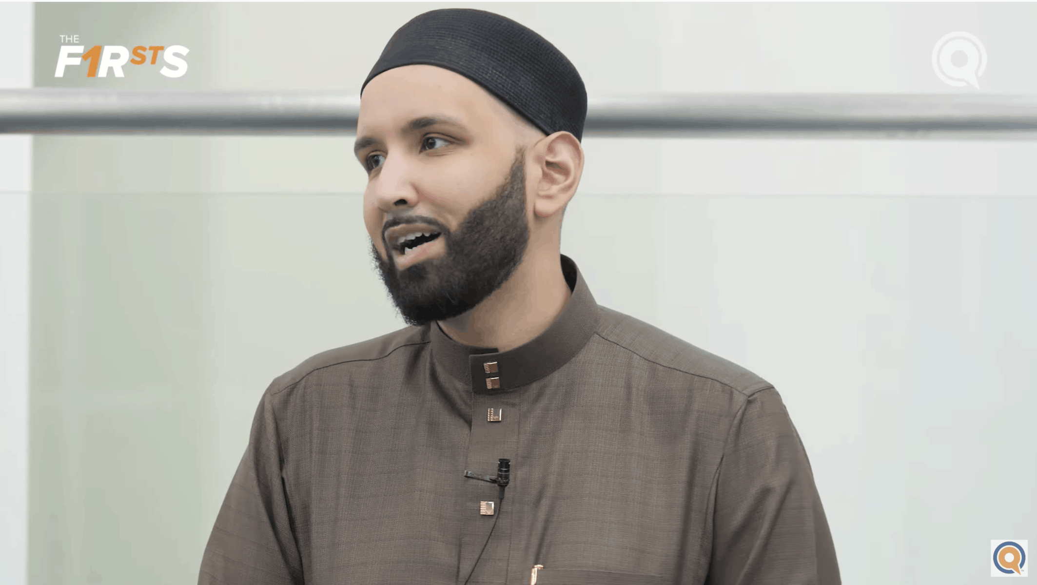 Omar Suleiman – The Firsts (Episode 10): Abu Bakr: Setting His Own Standards