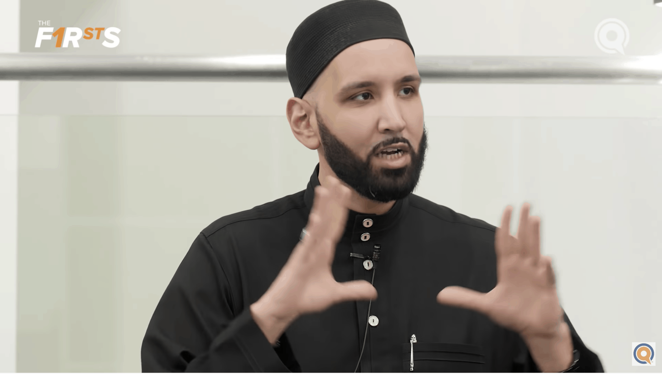 Omar Suleiman – The Firsts (Episode 7): The First Family: Ali (ra) and Fatima (ra)