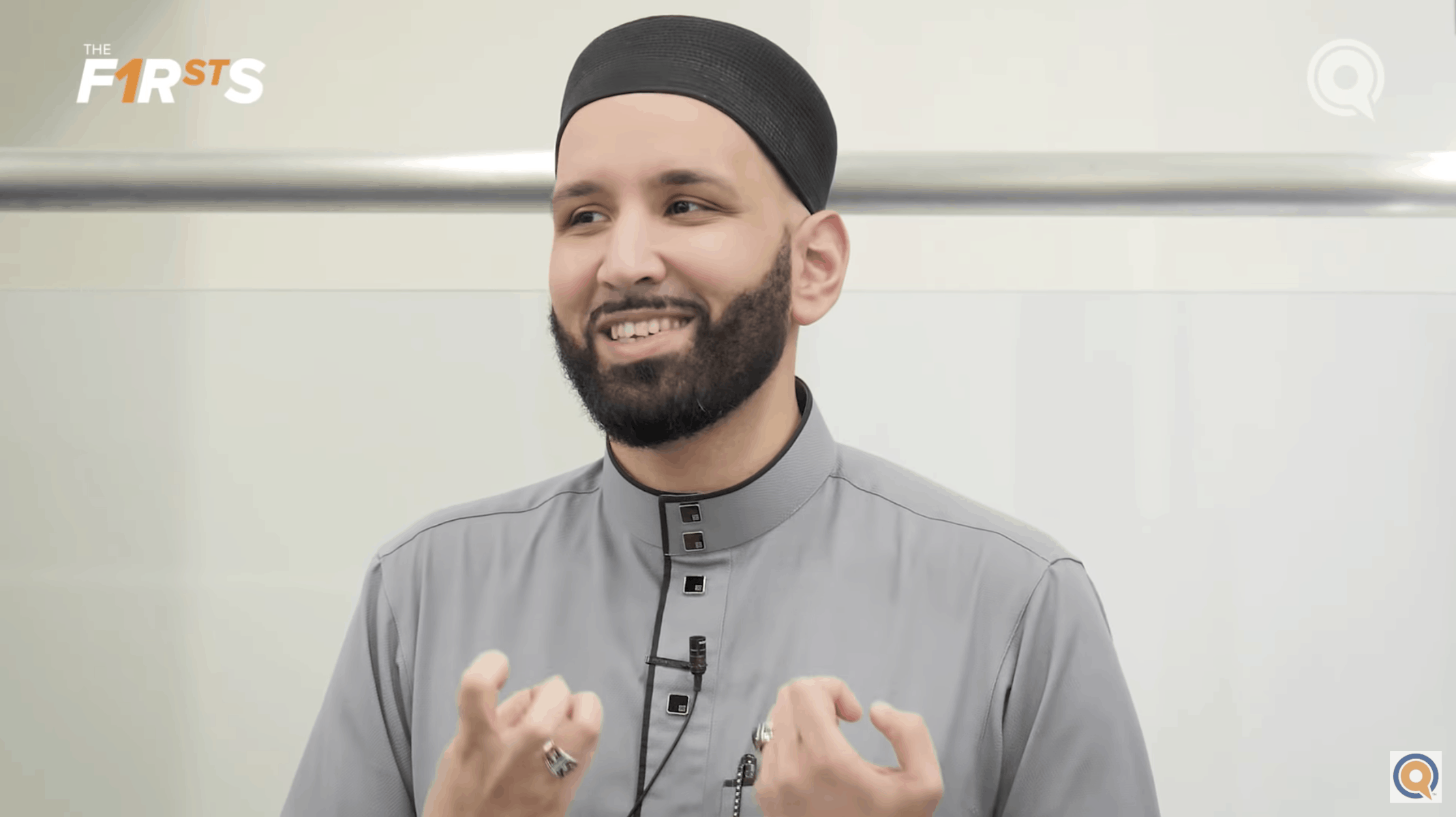 Omar Suleiman – The Firsts (Episode 8): Ali and Fatima: From Love to the Pain of Death