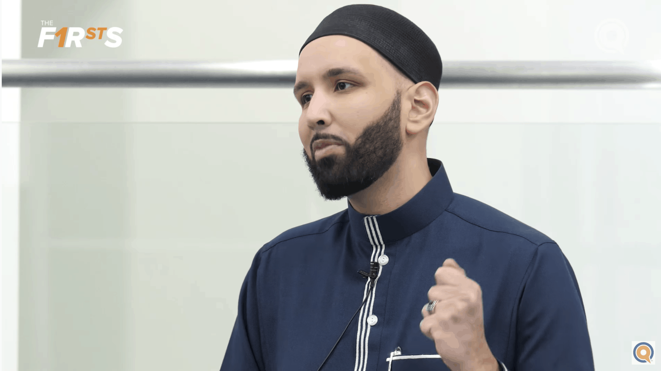 Omar Suleiman – The Firsts (Episode 9): Abu Bakr: Second to None in the Pursuit of God