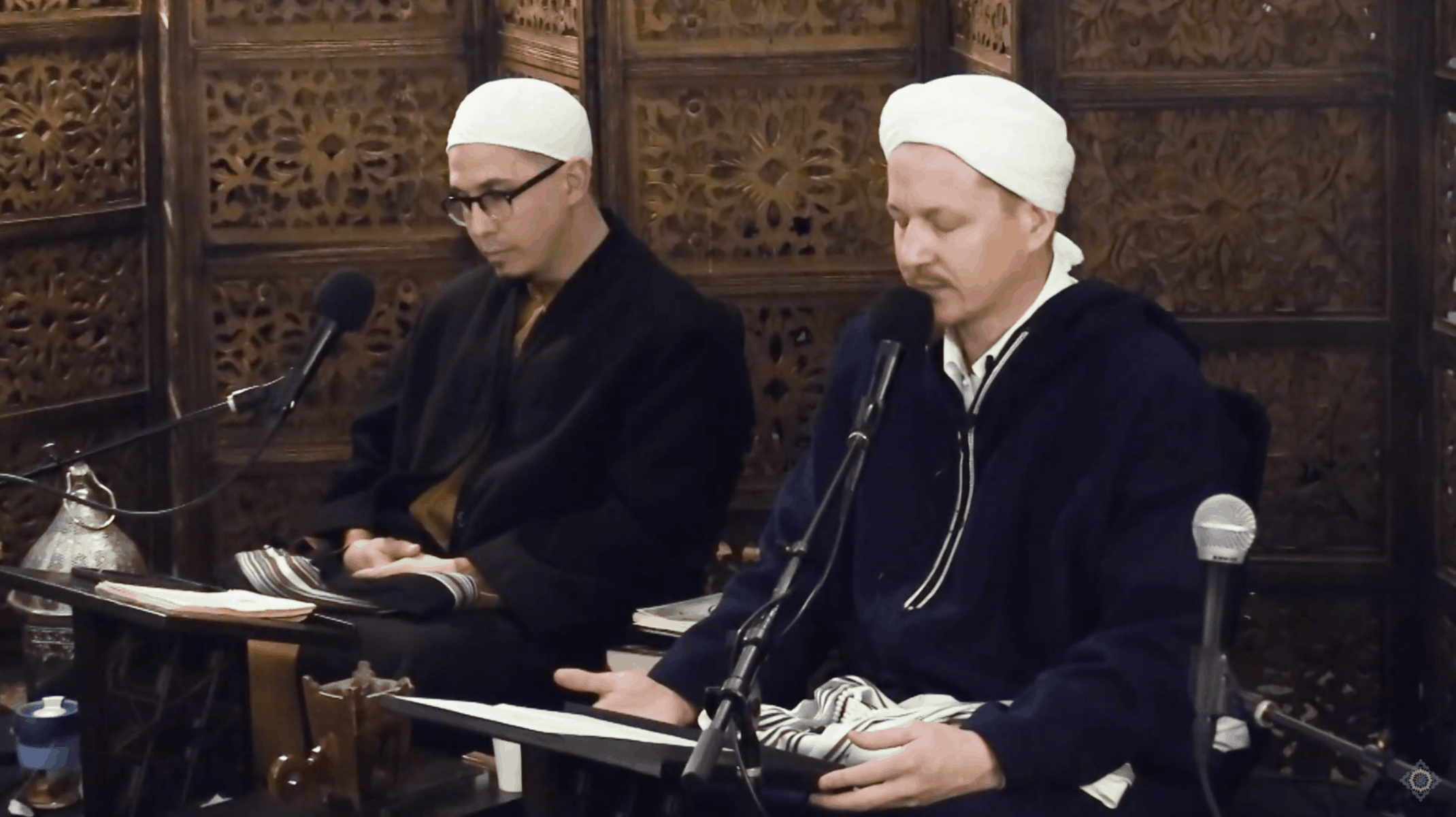 Yahya Rhodus – Restricting the Pathways of Shaytan