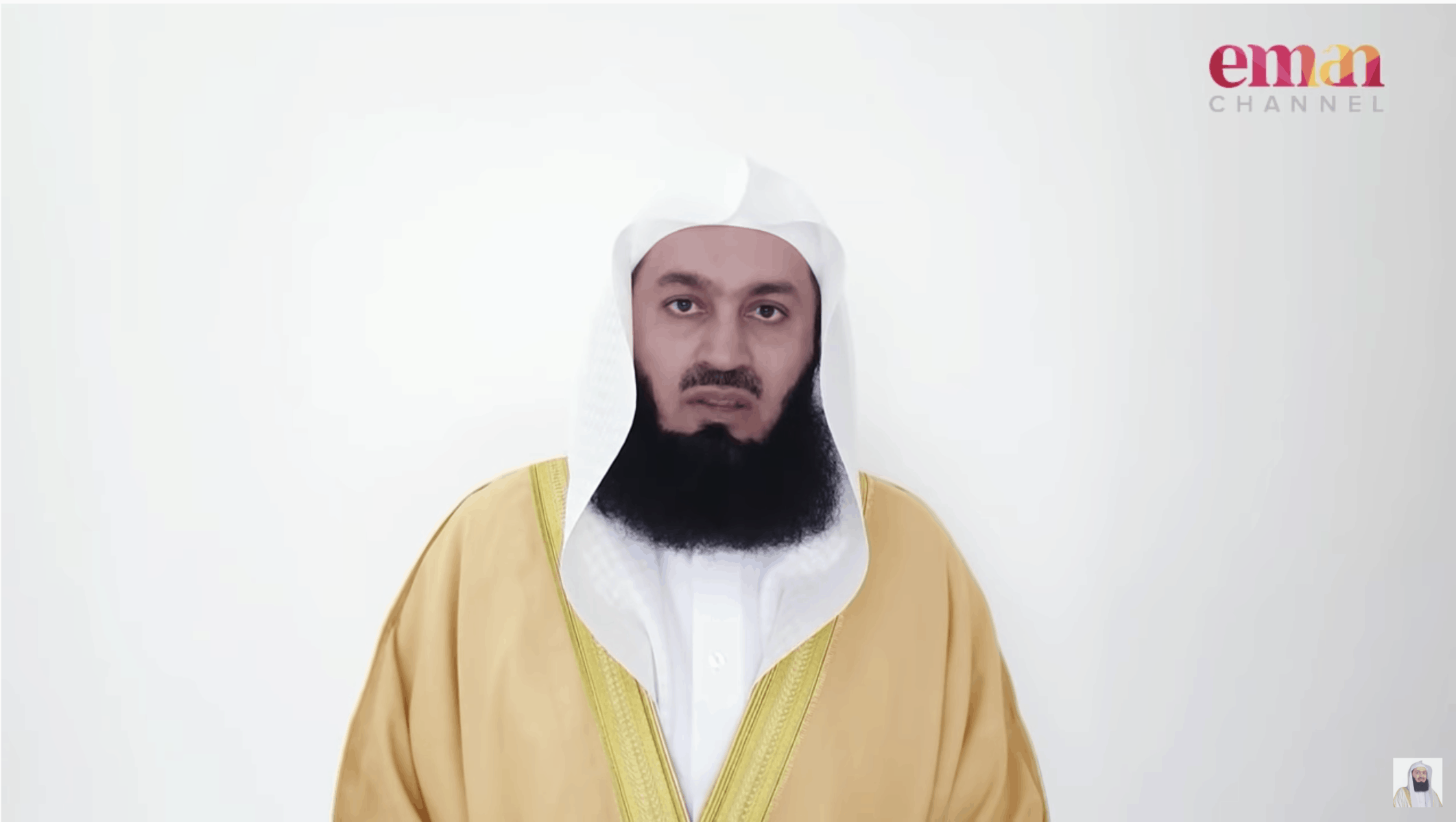 Ismail ibn Musa Menk – Powerful reminder to #StaySafeStayHome
