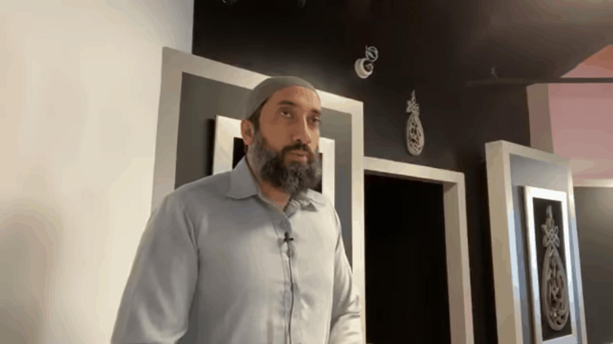Nouman Ali Khan – Crisis Response