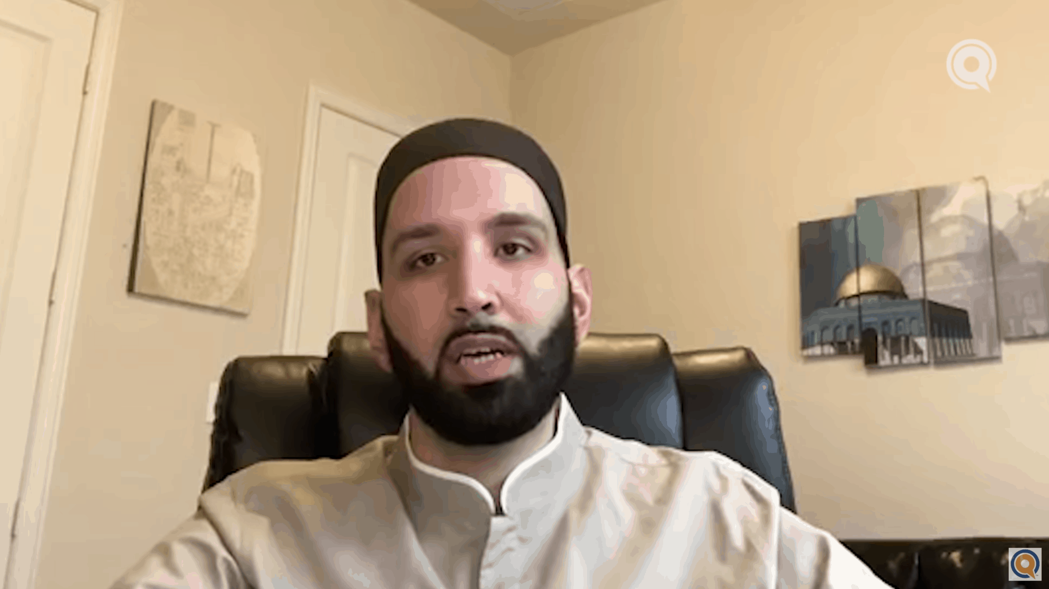 Omar Suleiman – Consuming Too Much Bad News and the Danger of Despair