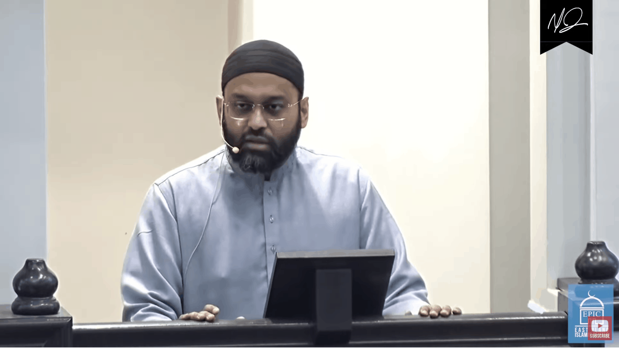Yasir Qadhi – Seven Lessons from the Crises of Coronavirus (COVID-19)