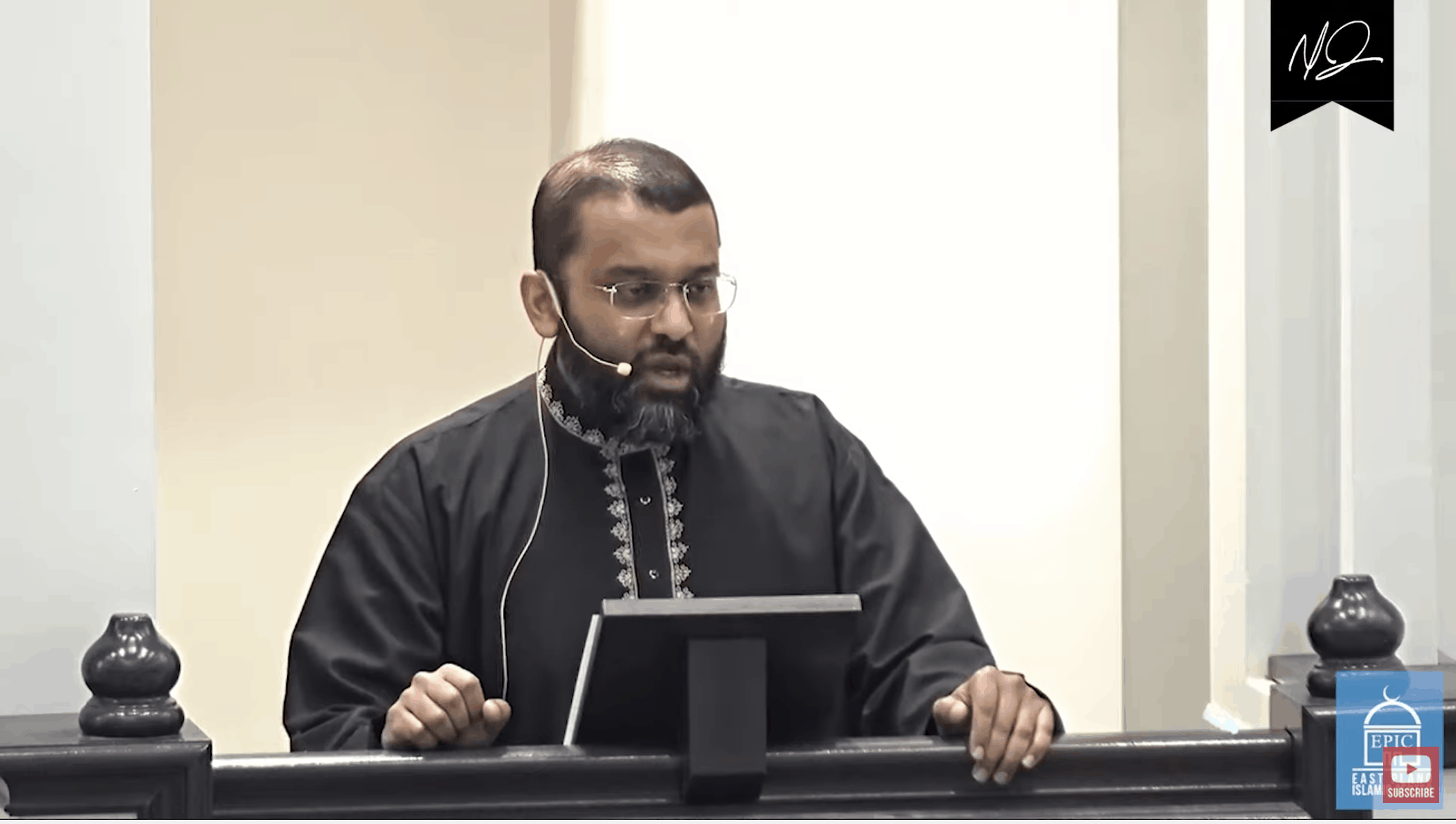 Yasir Qadhi – Time for Introspection: COVID-19 & Why We Are We Being Punished