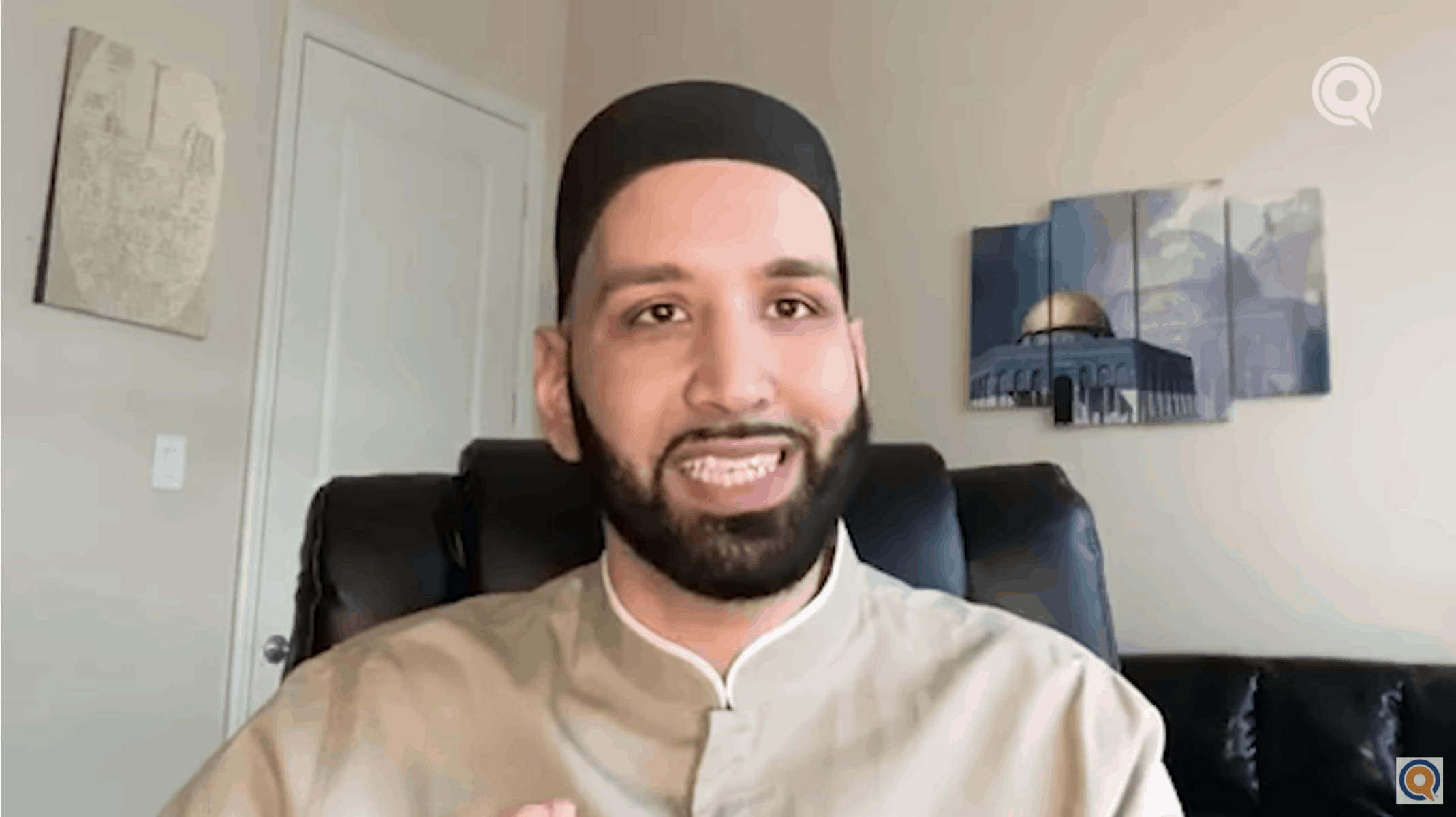 Omar Suleiman – From Adam to Abraham: 'When My Servants Ask of Me, I Am Near'