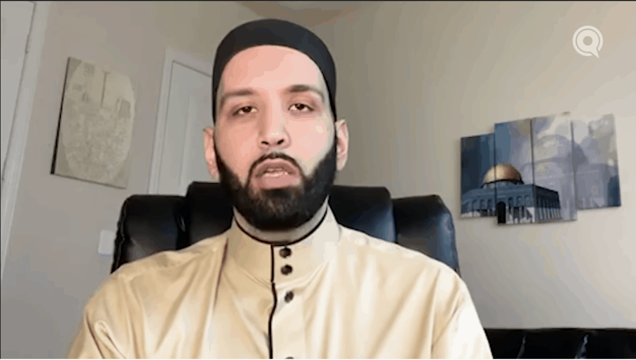 Omar Suleiman – Maintaining Peace at Home in Stressful Times